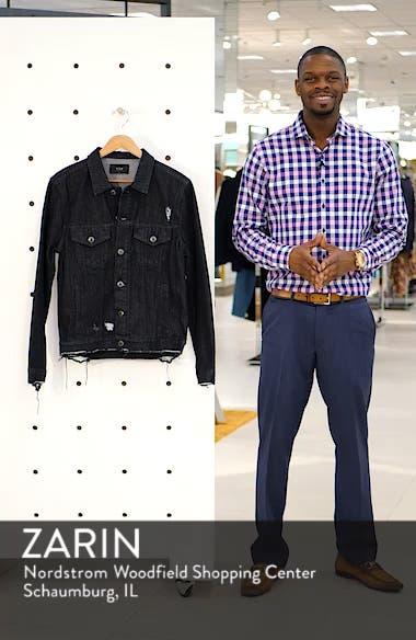 Type One Black Label Denim Jacket, sales video thumbnail