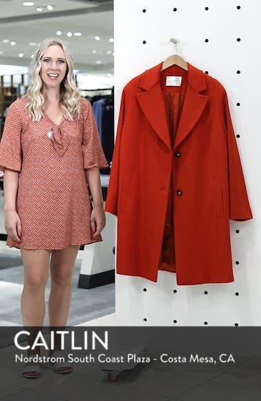 Loro Piana Wool Long Coat, sales video thumbnail