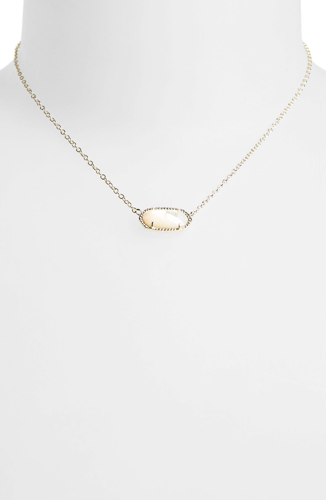 'Elisa' Pendant Necklace,                             Alternate thumbnail 358, color,