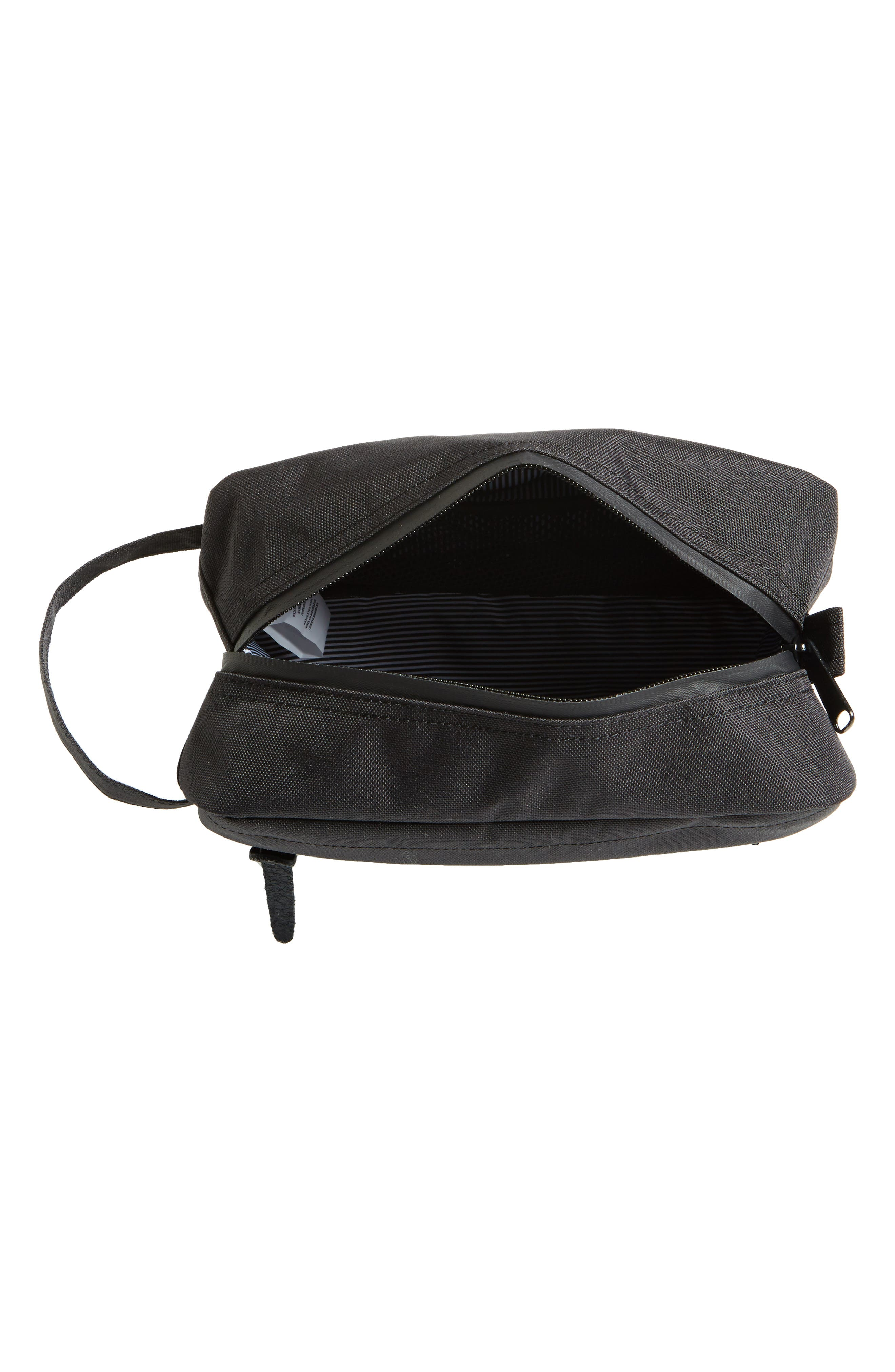 Chapter Toiletry Case,                             Alternate thumbnail 3, color,                             BLACK