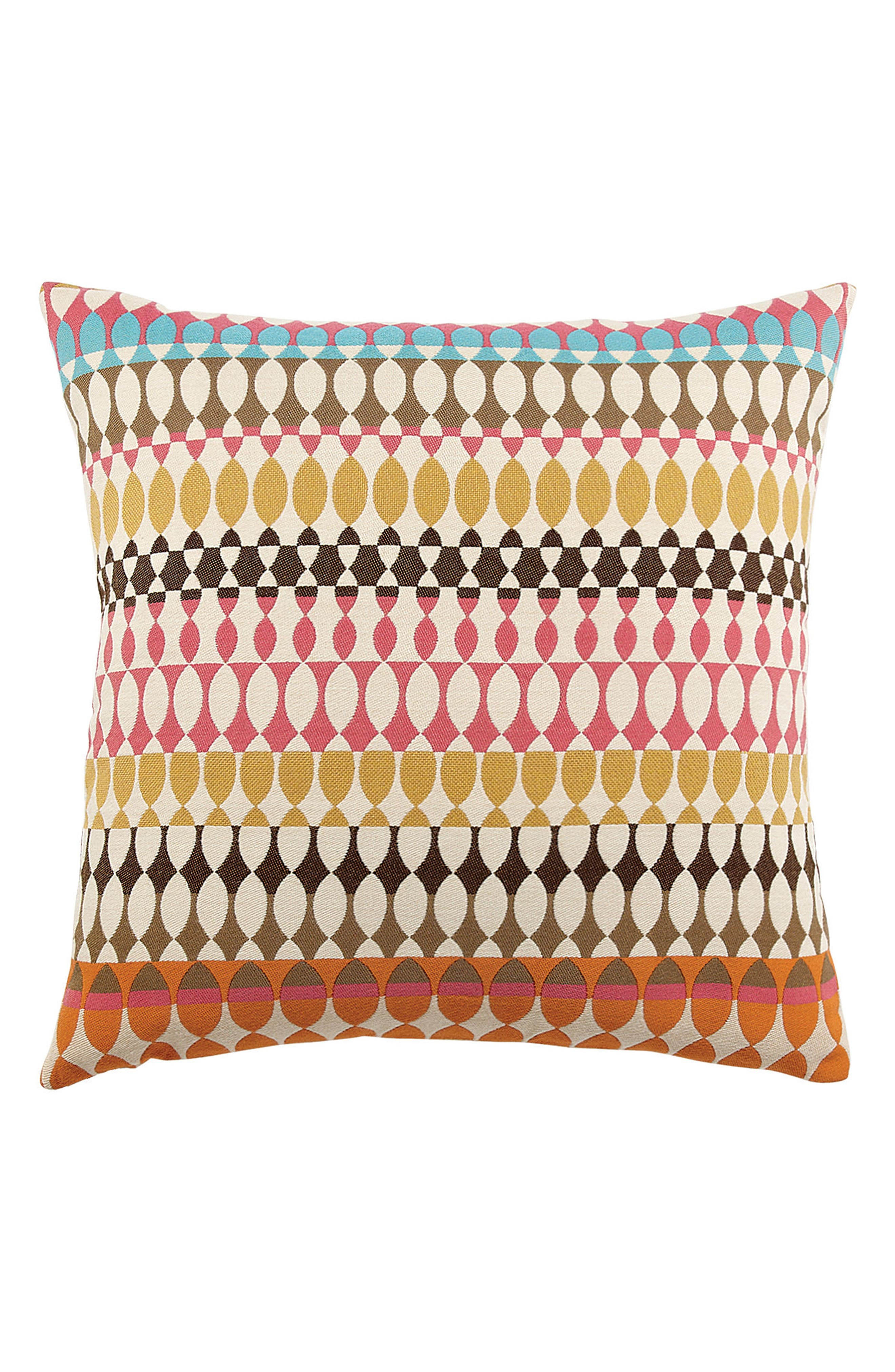 Modern Oval Candy Indoor/Outdoor Accent Pillow,                             Main thumbnail 1, color,                             650