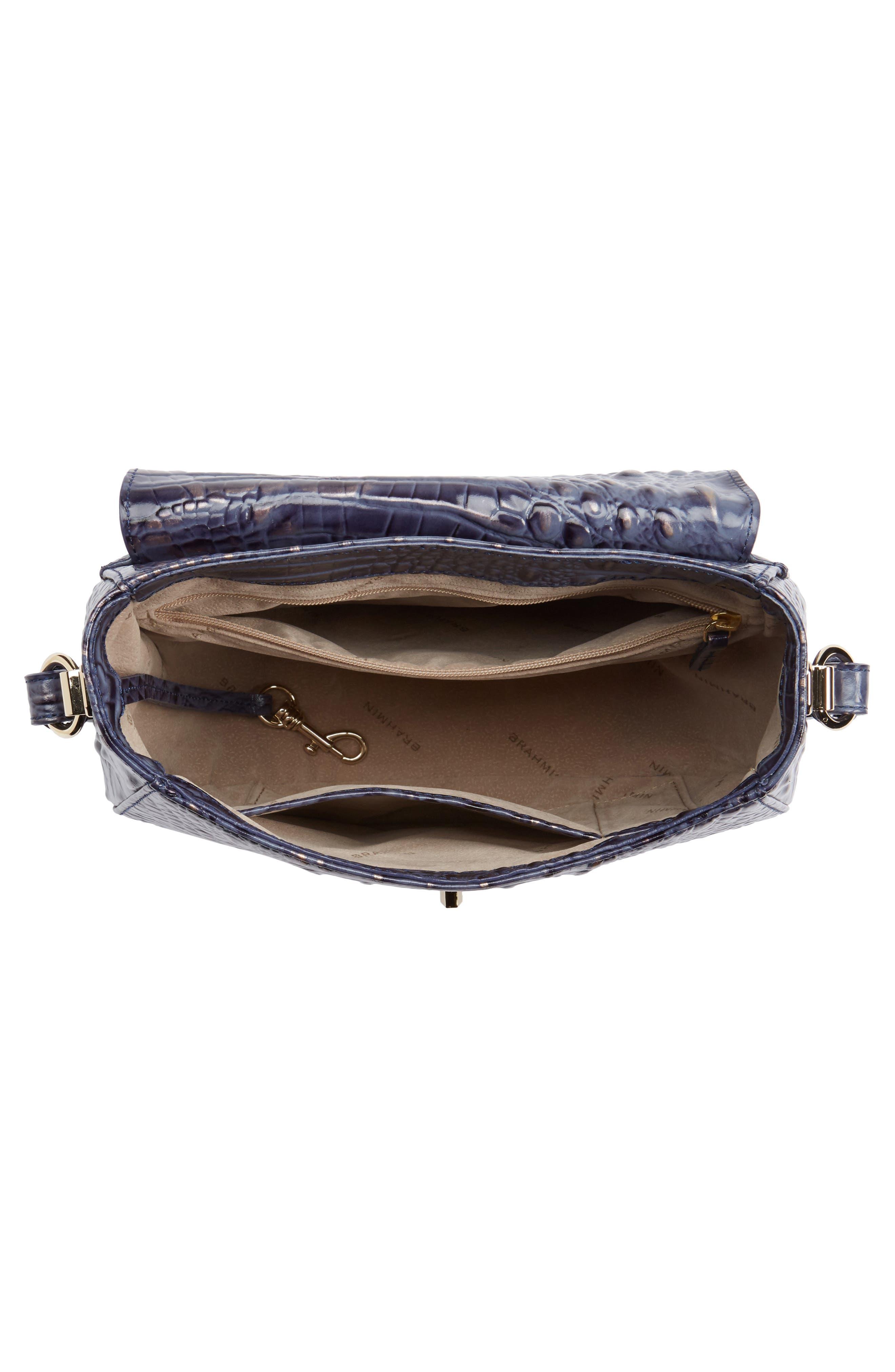 Melbourne - Lizzie Leather Crossbody Bag,                             Alternate thumbnail 19, color,