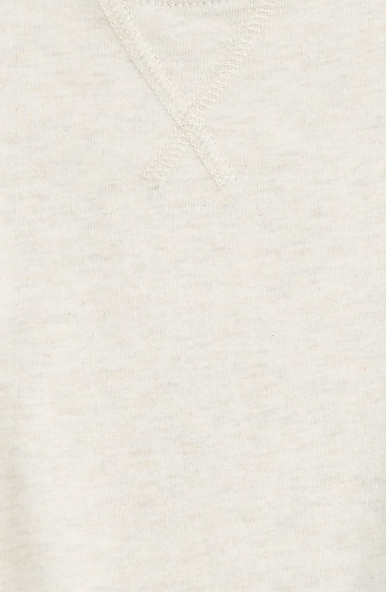 Varsity Raglan T-Shirt,                             Alternate thumbnail 4, color,