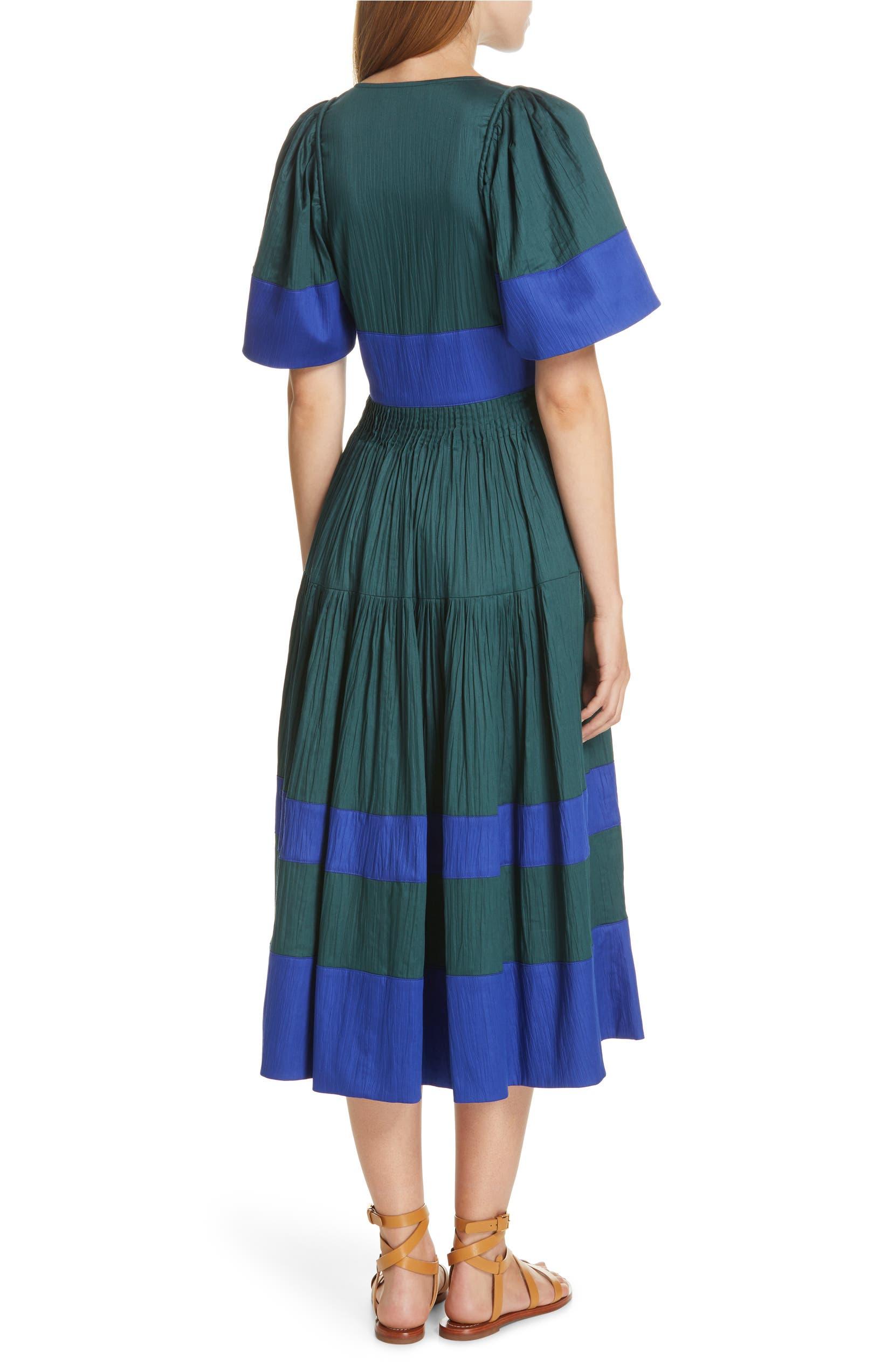Sea Cora Stripe Midi Dress  b0f0d1f05