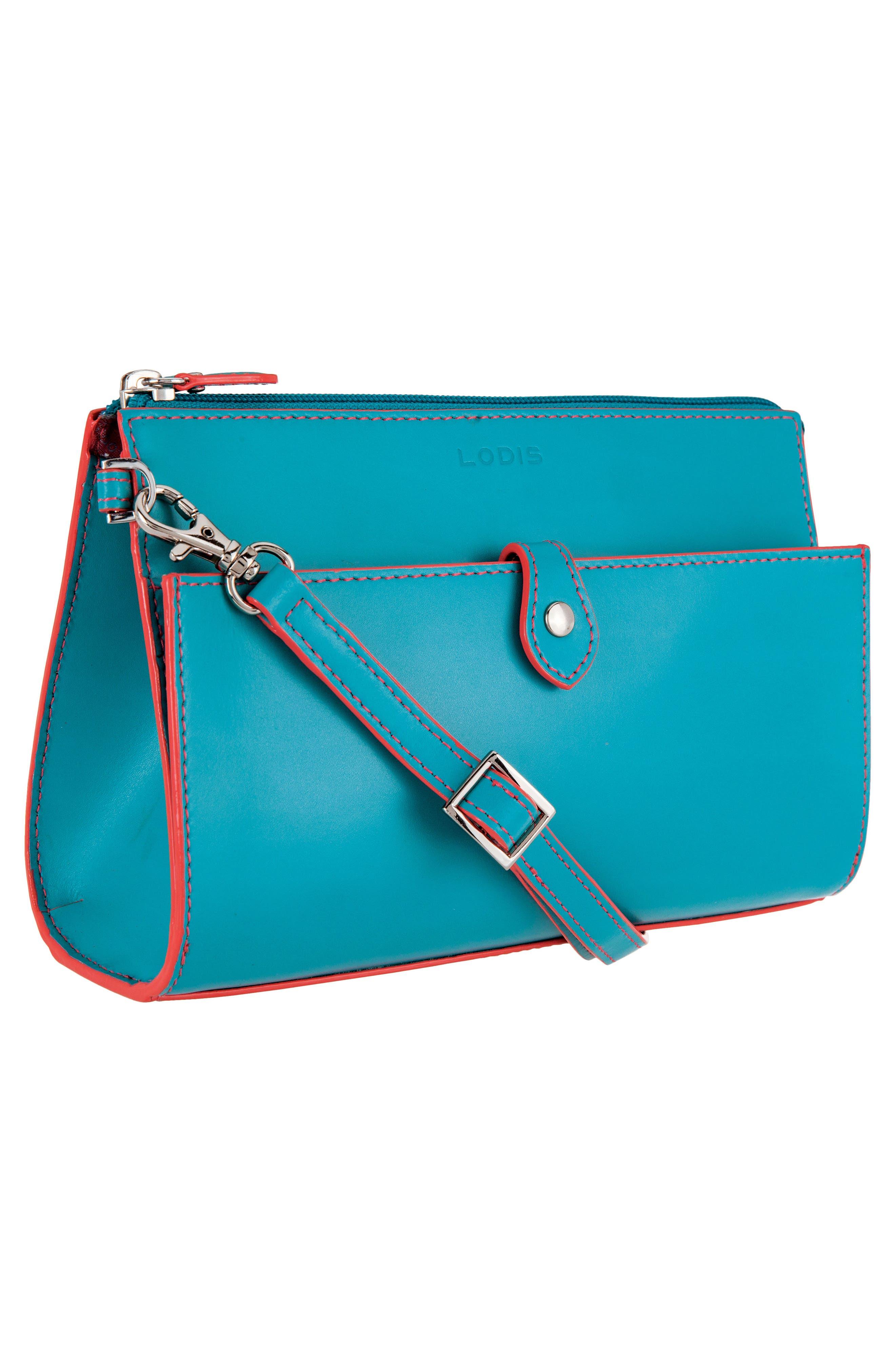 Lodis'Audrey Collection -Vicky' ConvertibleCrossbody Bag,                             Alternate thumbnail 27, color,