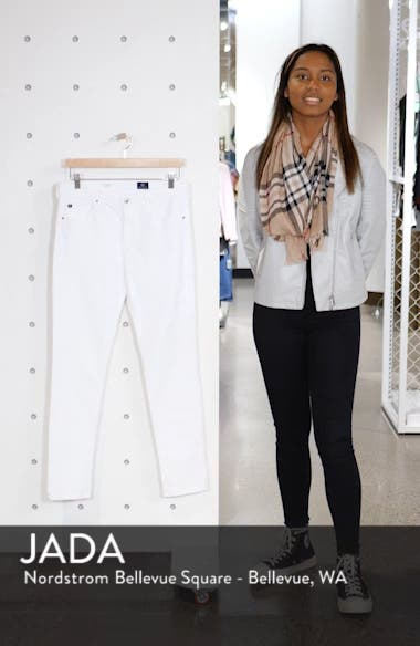 Prima Cigarette Leg Skinny Jeans, sales video thumbnail