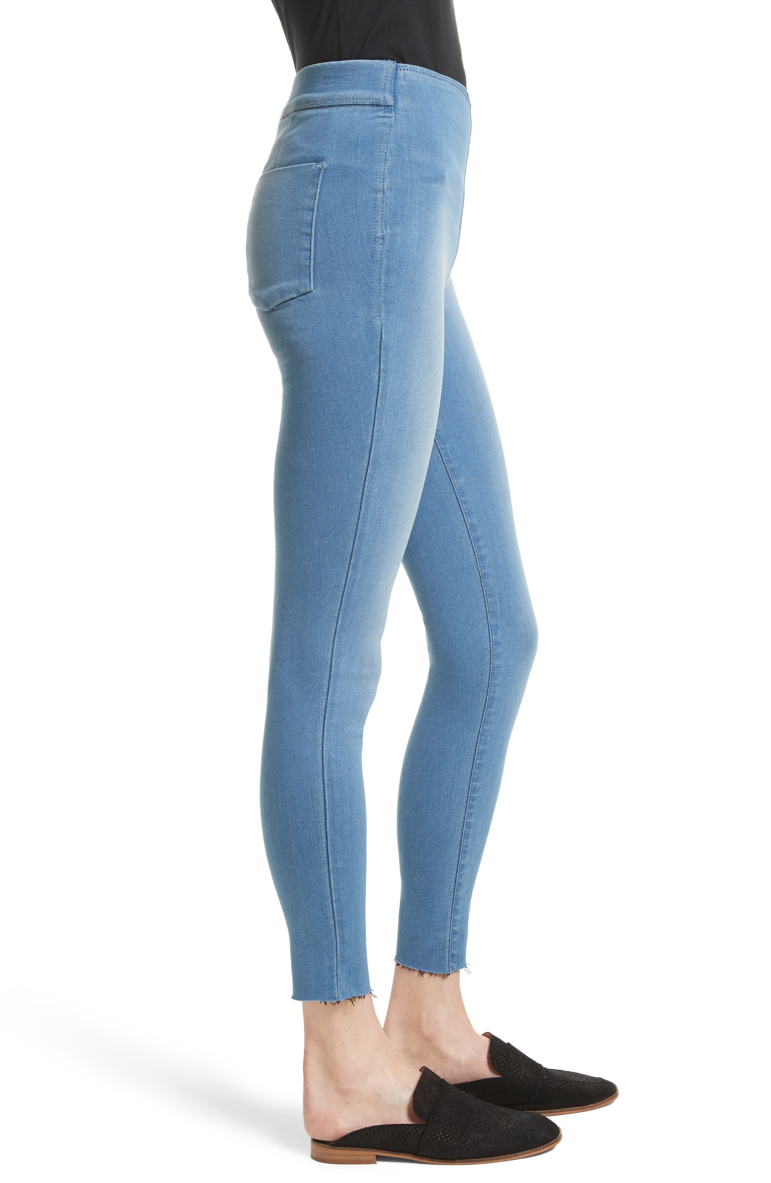 FREE PEOPLE,                             We the Free by Free People Easy Goes It Leggings,                             Alternate thumbnail 3, color,                             456
