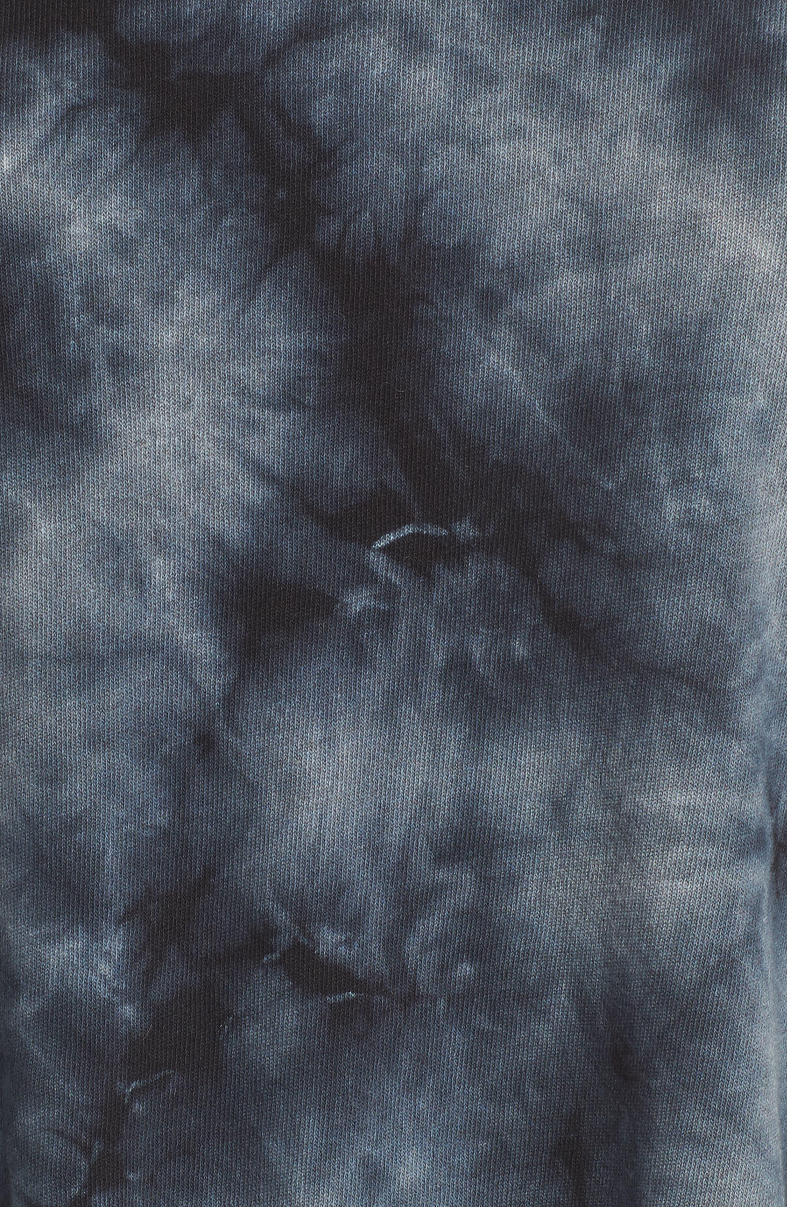 Tie Dye Sweatshirt,                             Alternate thumbnail 5, color,                             010