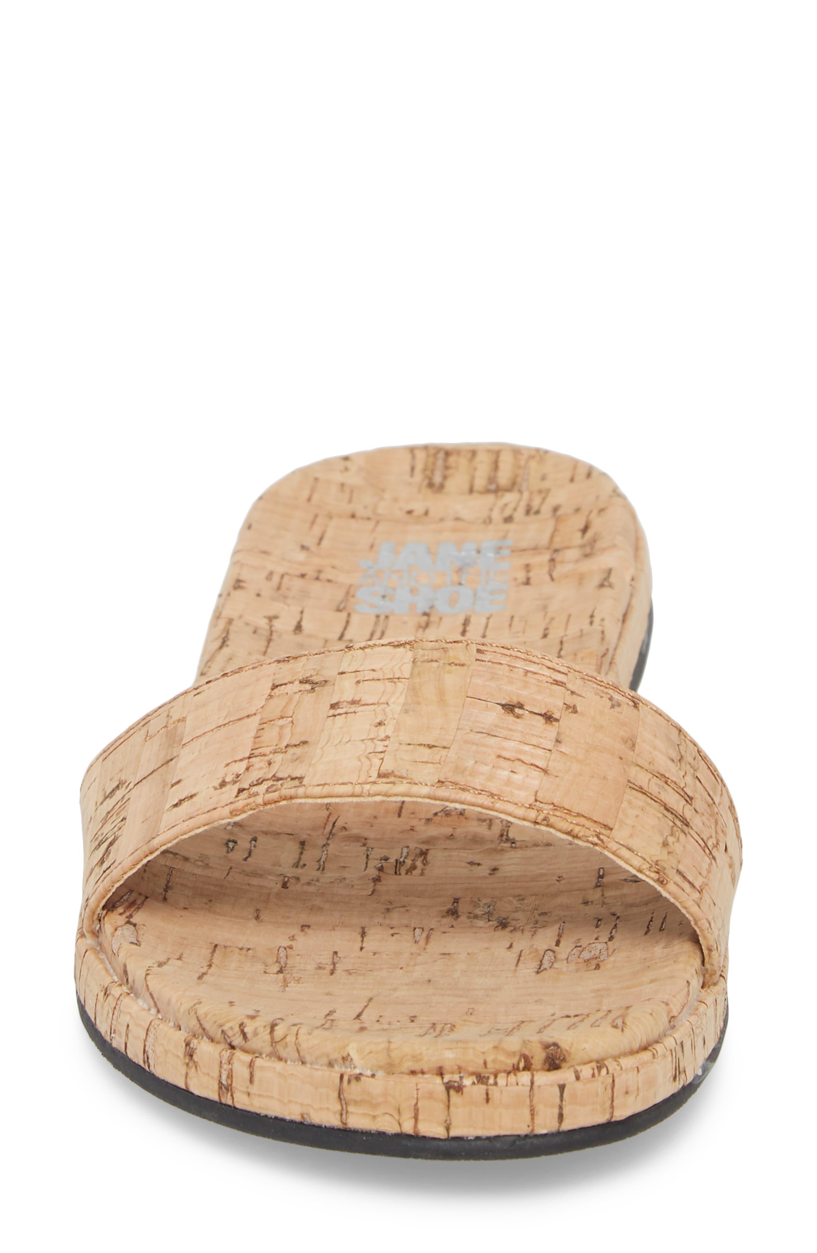Jill Thin Band Slide Sandal,                             Alternate thumbnail 21, color,
