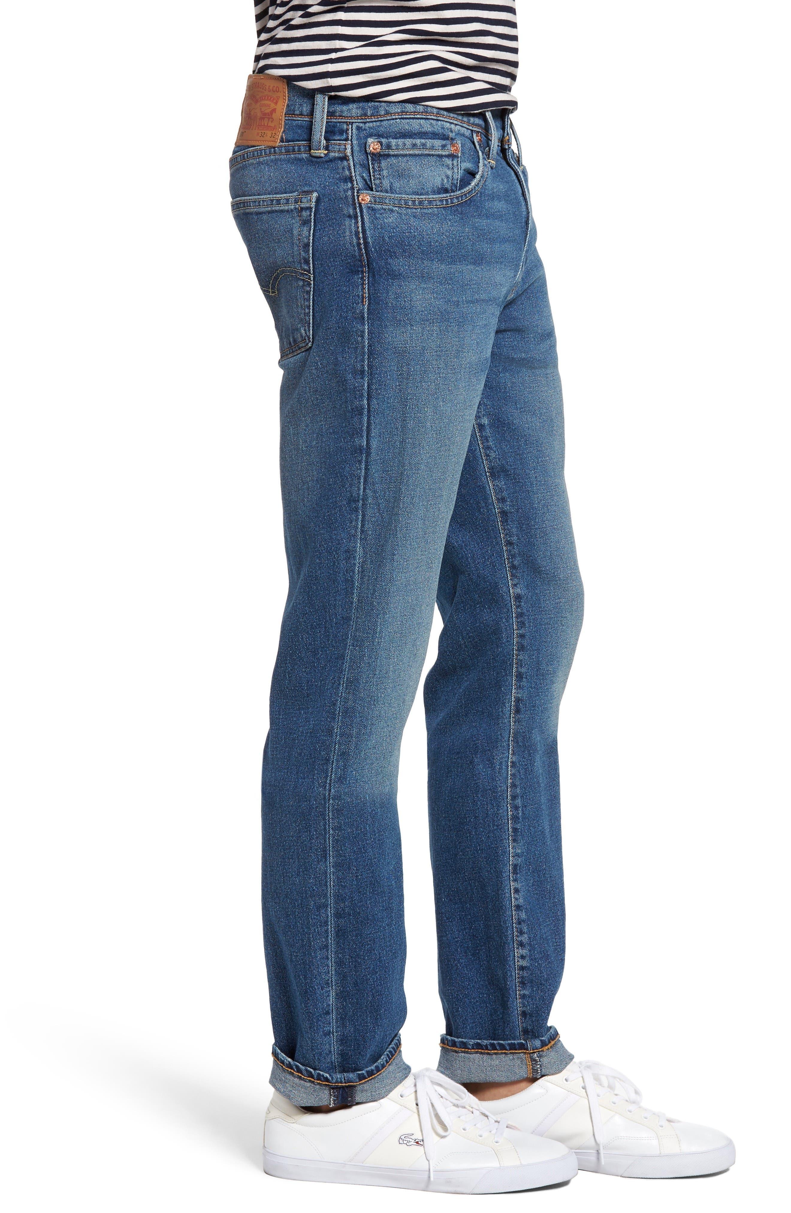 511<sup>™</sup> Slim Fit Jeans,                             Alternate thumbnail 3, color,                             401