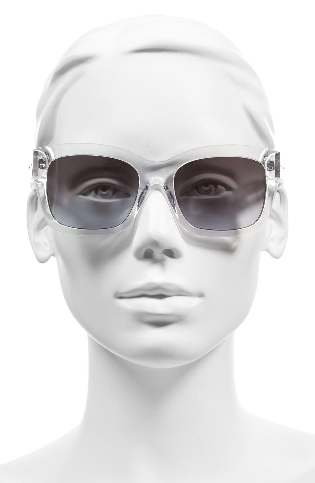 'Ava' 54mm Sunglasses,                             Alternate thumbnail 6, color,