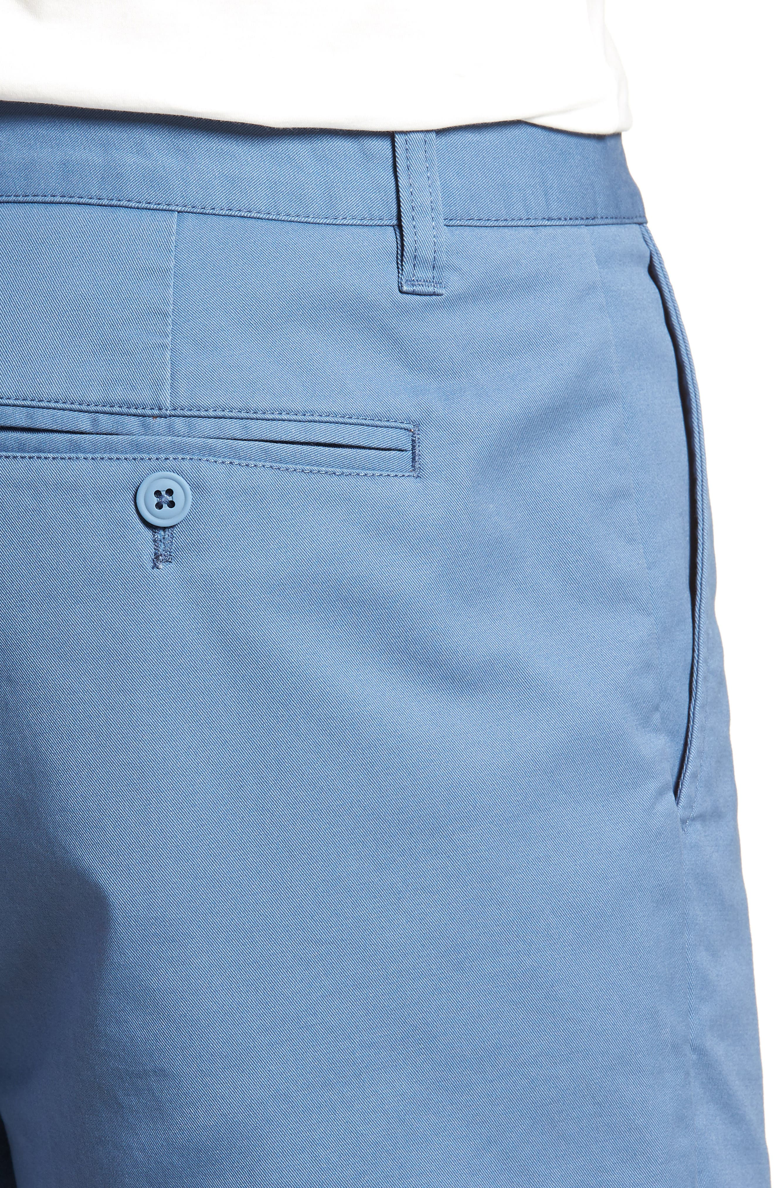 Stretch Washed Chino 5-Inch Shorts,                             Alternate thumbnail 98, color,