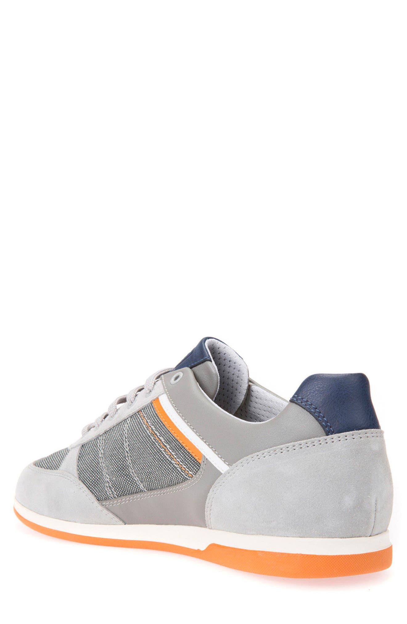 Renan 1 Low Top Sneaker,                             Alternate thumbnail 2, color,                             030