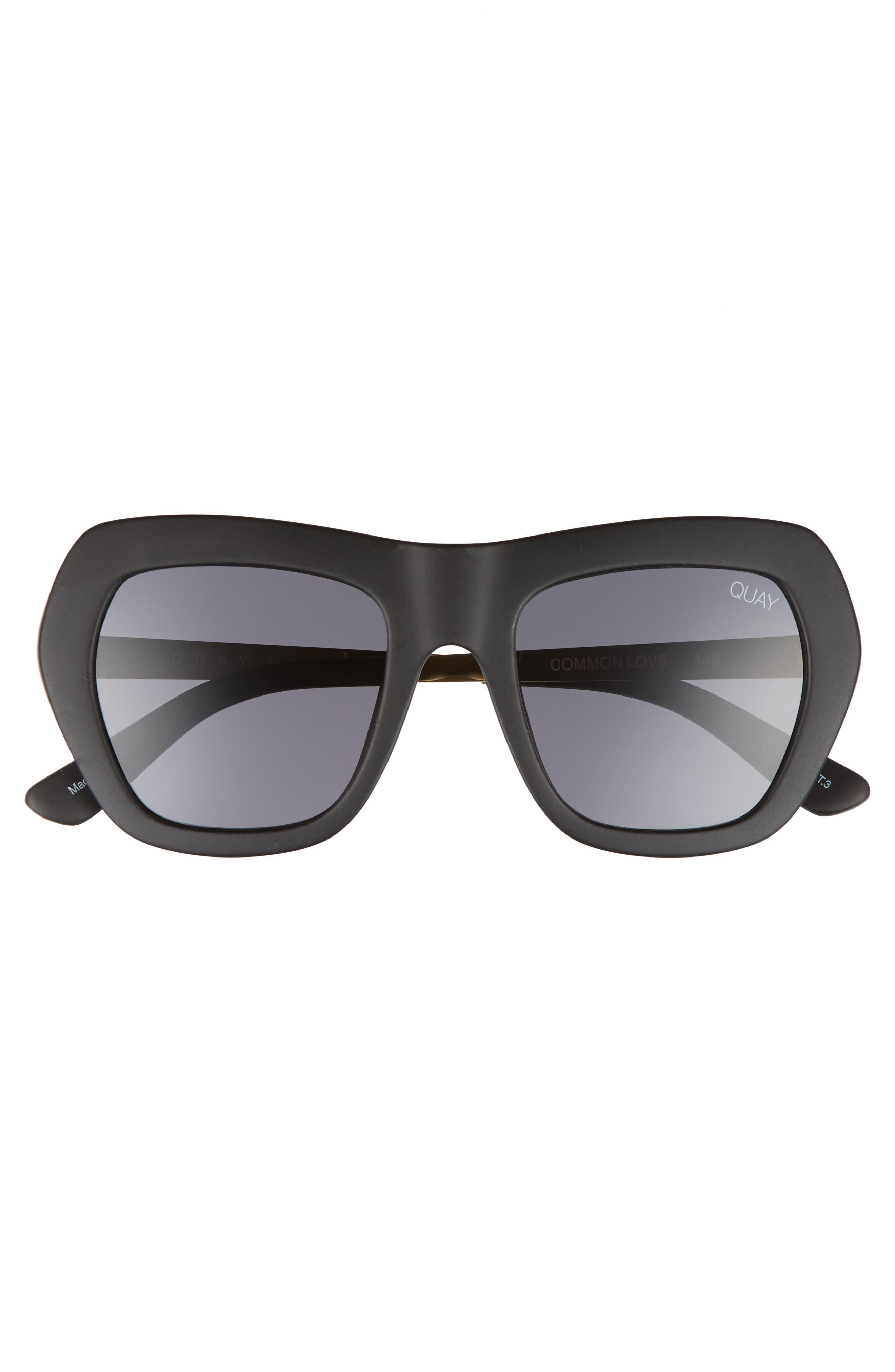 Common Love 53mm Square Sunglasses,                             Alternate thumbnail 5, color,