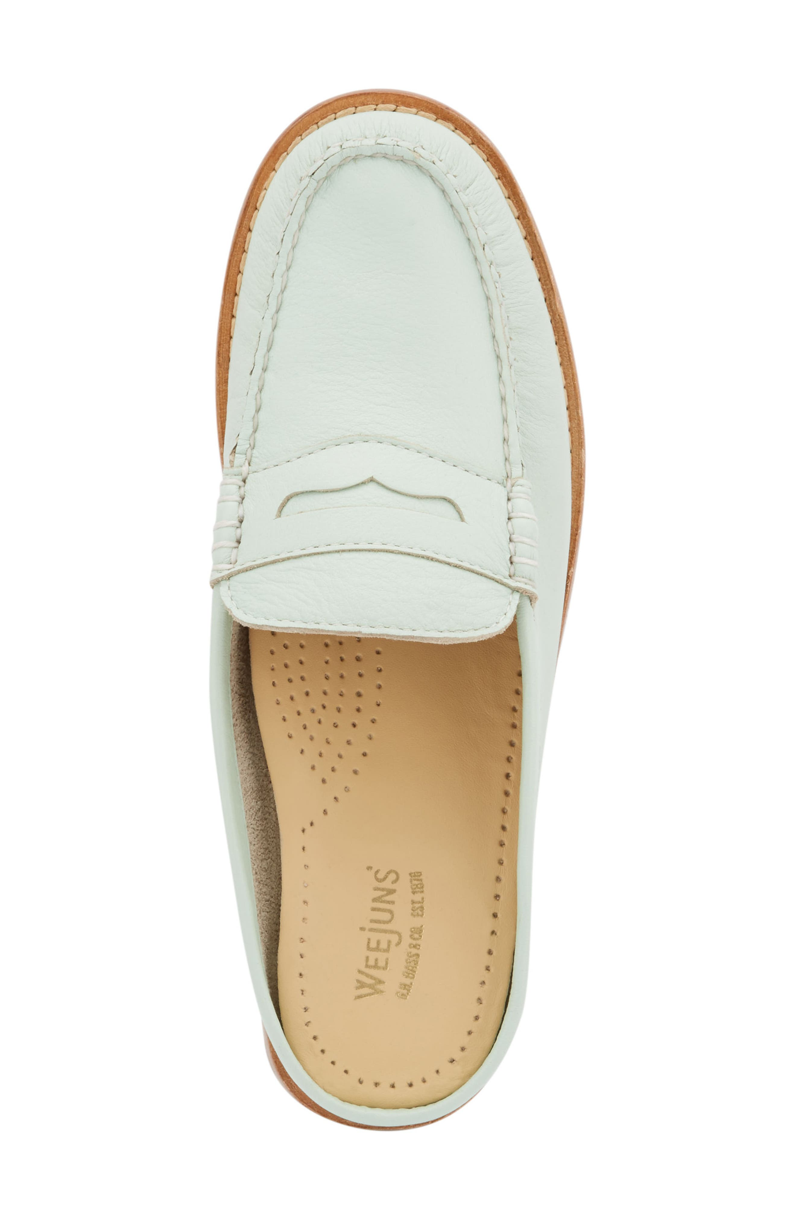 Wynn Loafer Mule,                             Alternate thumbnail 112, color,