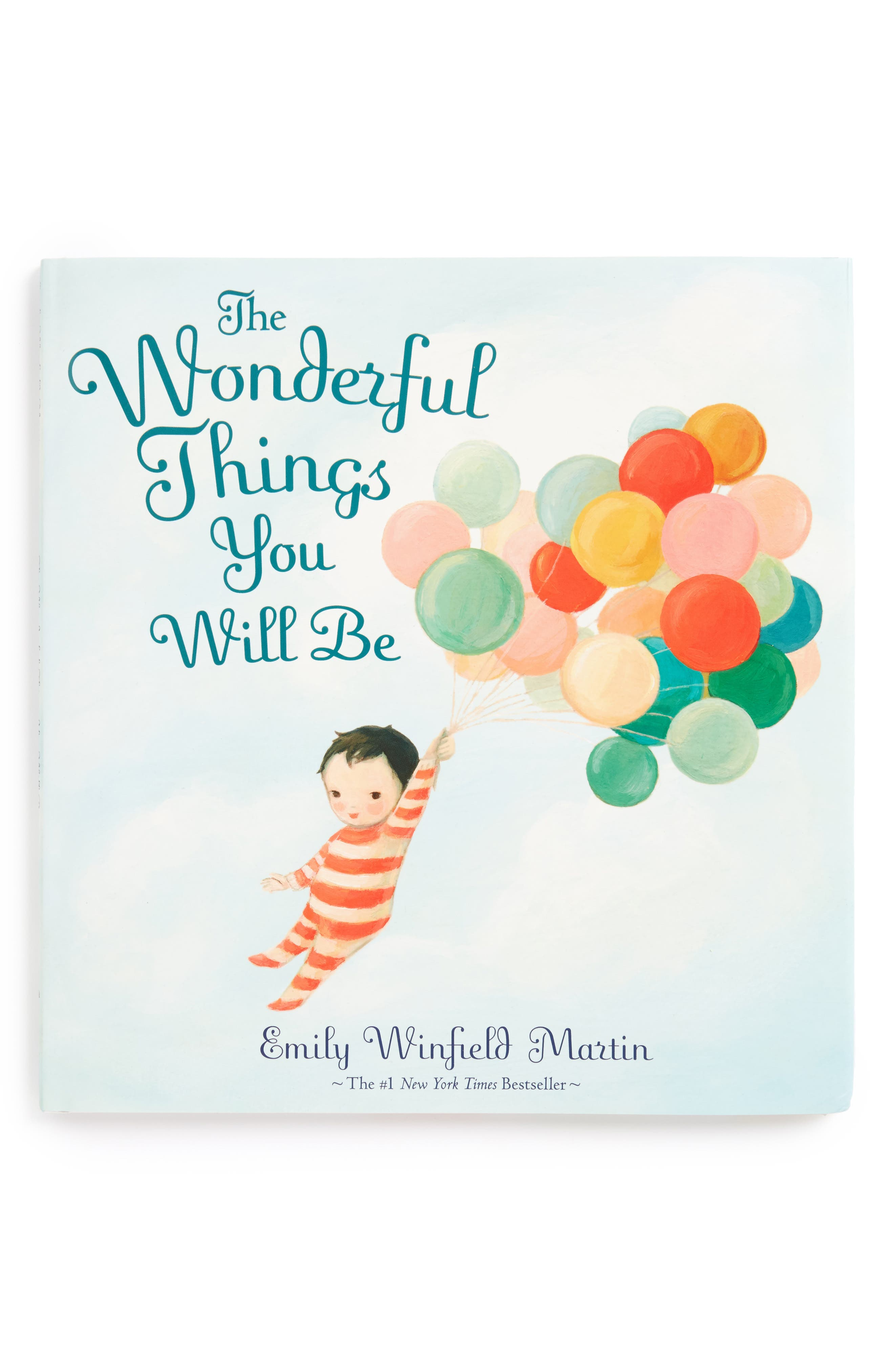 The Wonderful Things You Will Be Book,                             Main thumbnail 1, color,