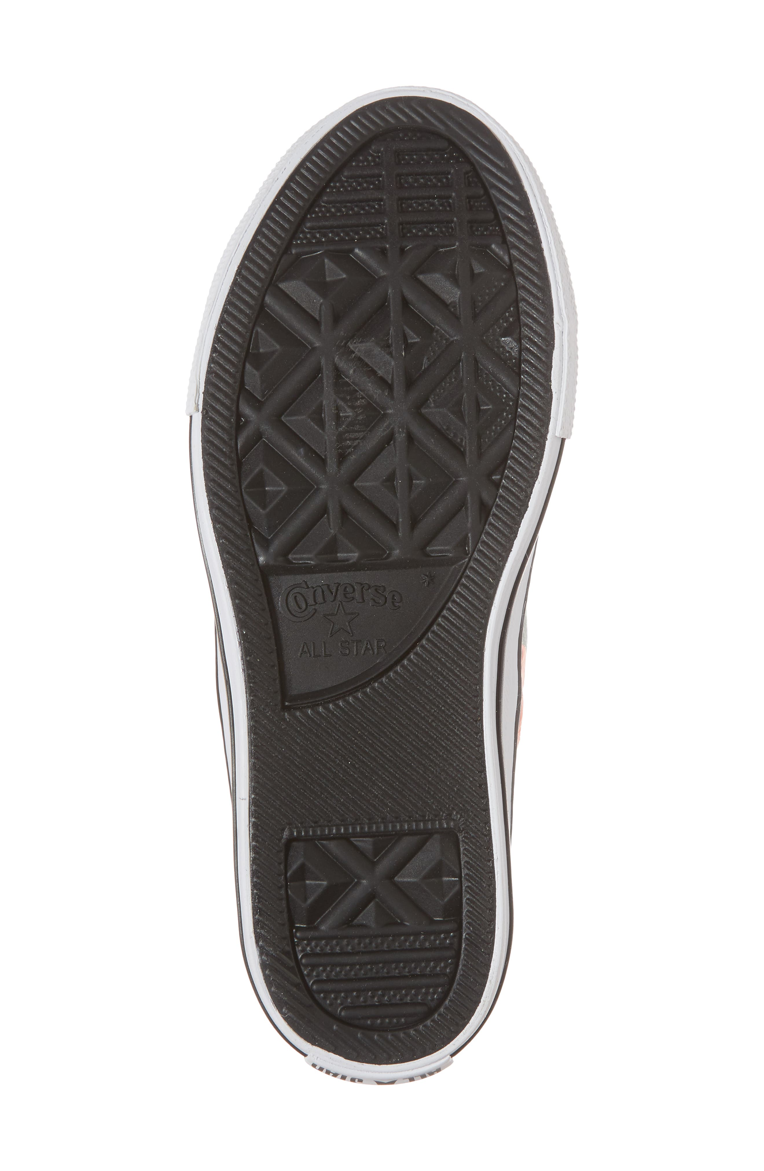 Chuck Taylor<sup>®</sup> All Star<sup>®</sup> Sport Zip High Top Sneaker,                             Alternate thumbnail 6, color,                             416