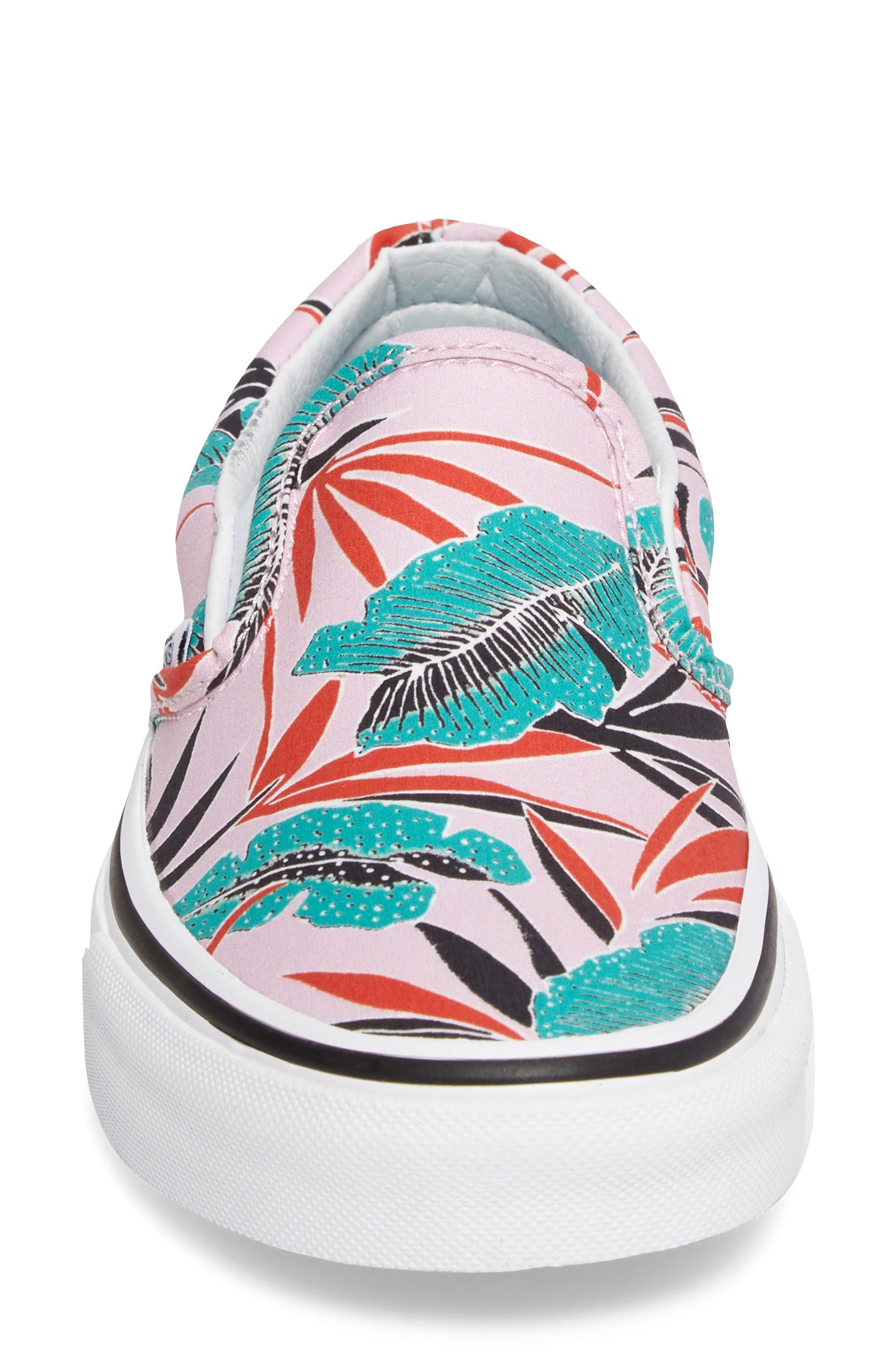 Classic Slip-On Sneaker,                             Alternate thumbnail 348, color,