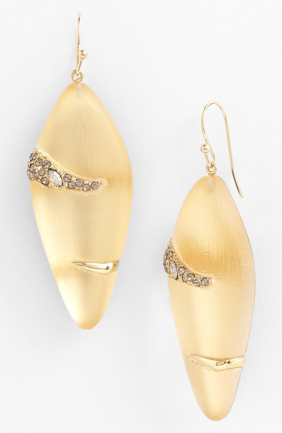 'Lucite<sup>®</sup> - Durban' Drop Earrings,                             Main thumbnail 1, color,