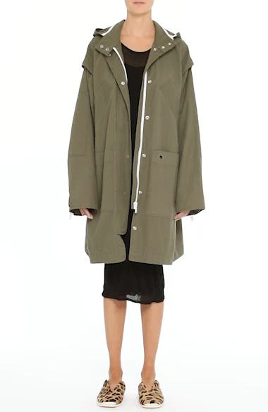 PSWL Convertible Washed Cotton Military Coat, video thumbnail