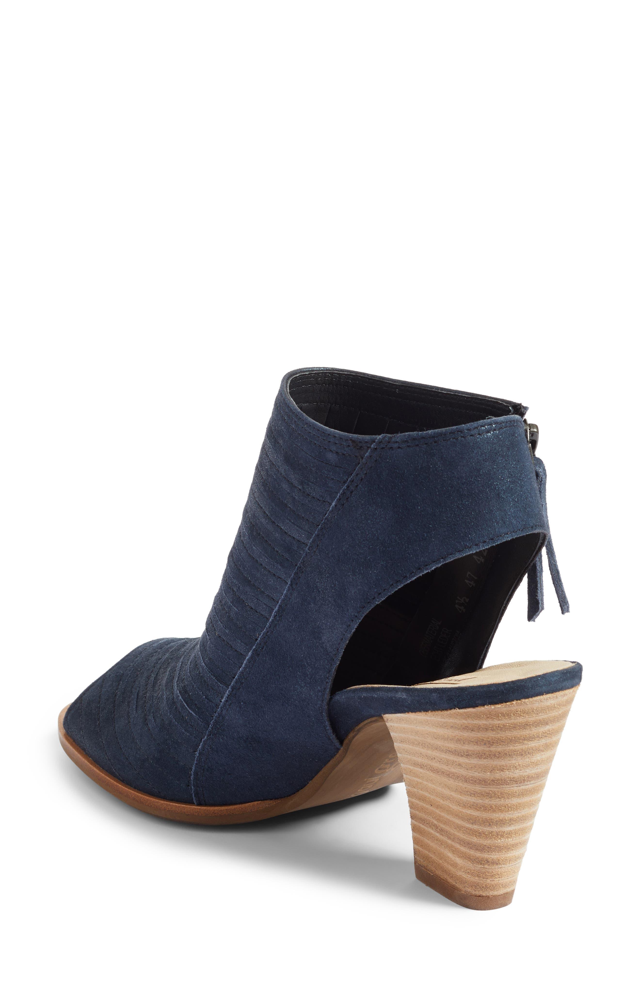 'Cayanne' Leather Peep Toe Sandal,                             Alternate thumbnail 18, color,