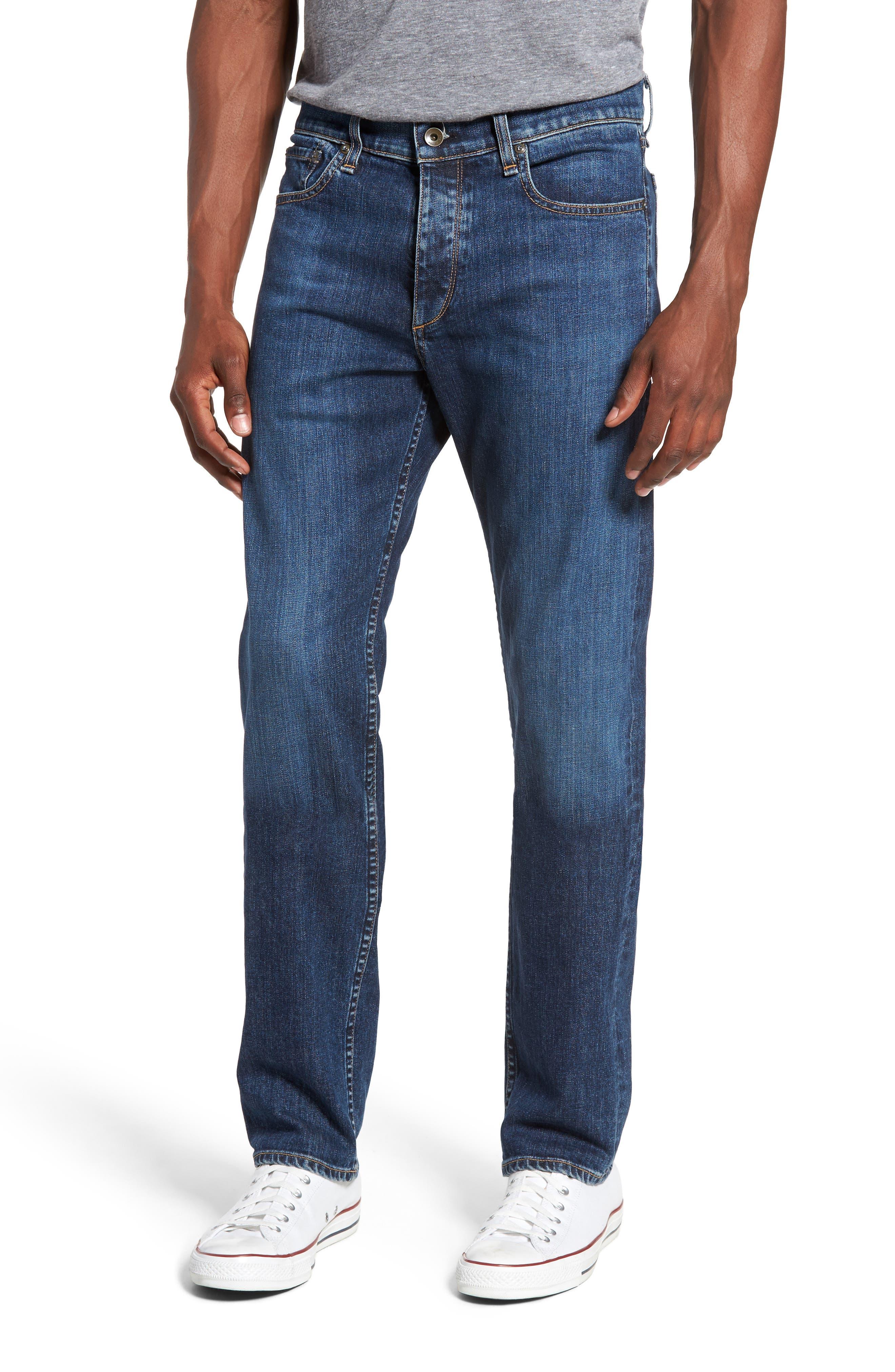 Fit 3 Slim Straight Leg Jeans,                         Main,                         color, 423