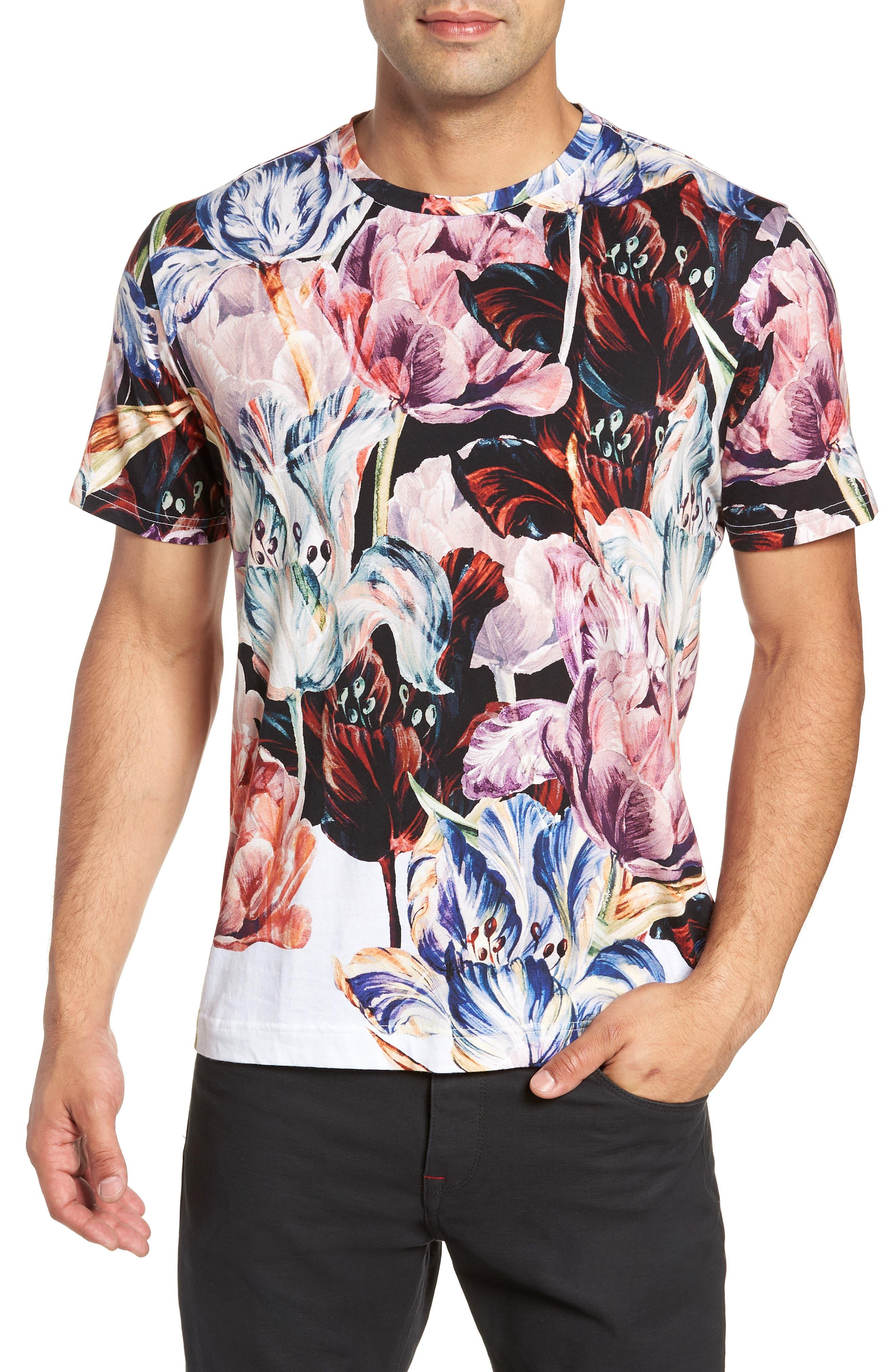 Eddystone T-Shirt,                         Main,                         color, 650