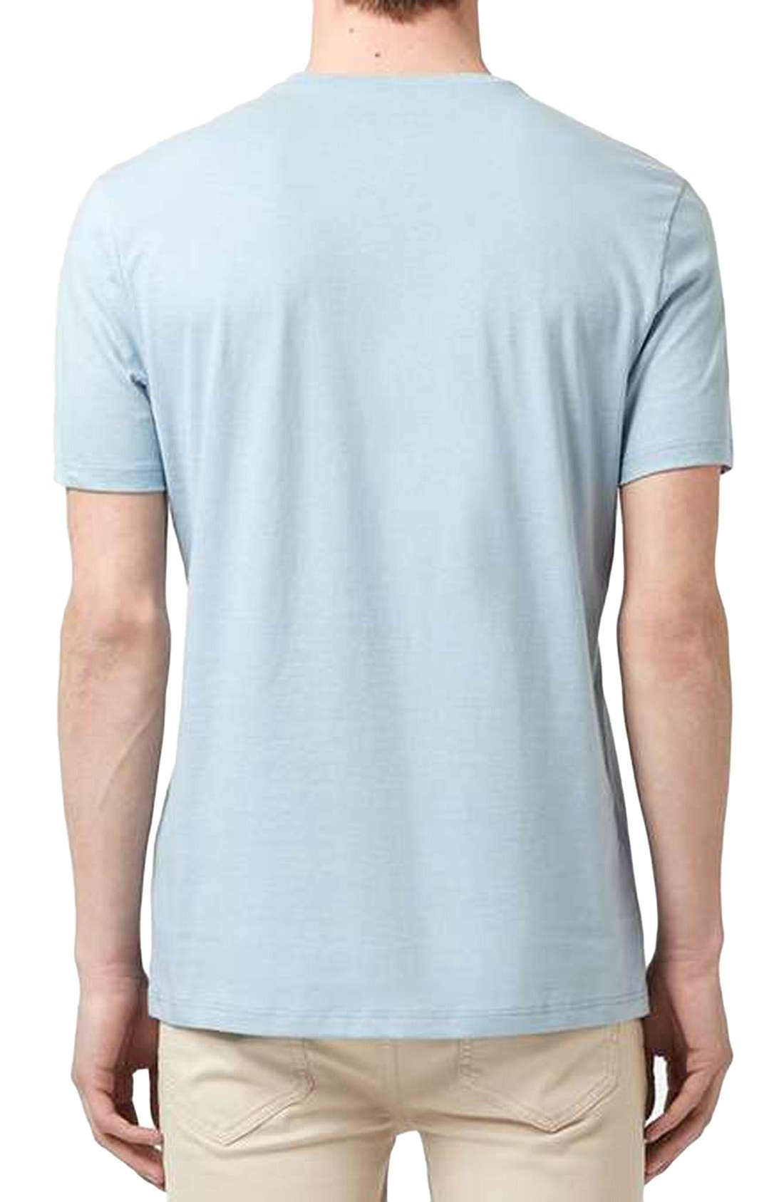 Slim Fit Crewneck T-Shirt,                             Alternate thumbnail 164, color,