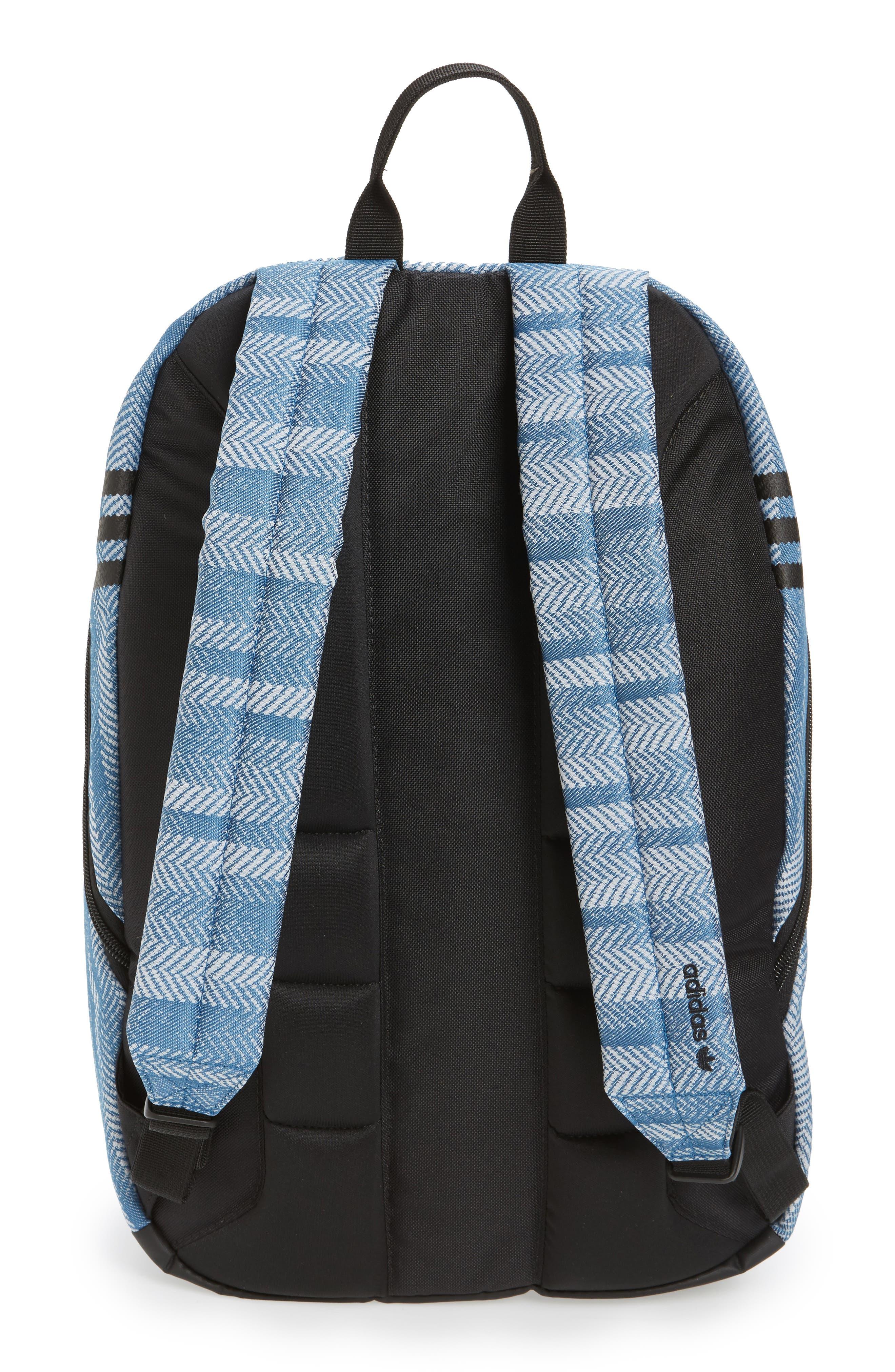 NTL Plus Backpack,                             Alternate thumbnail 3, color,                             CORE BLUE/ BLACK