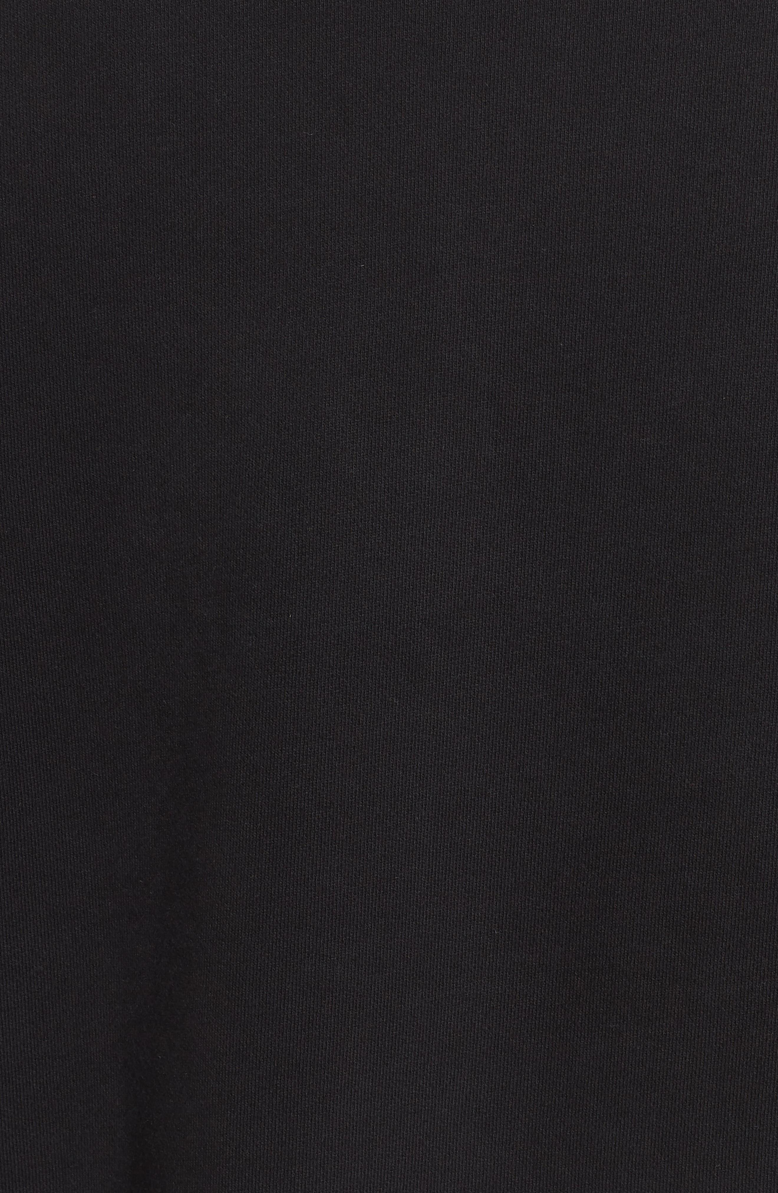 Collegiate Knit Inset Jacket,                             Alternate thumbnail 6, color,