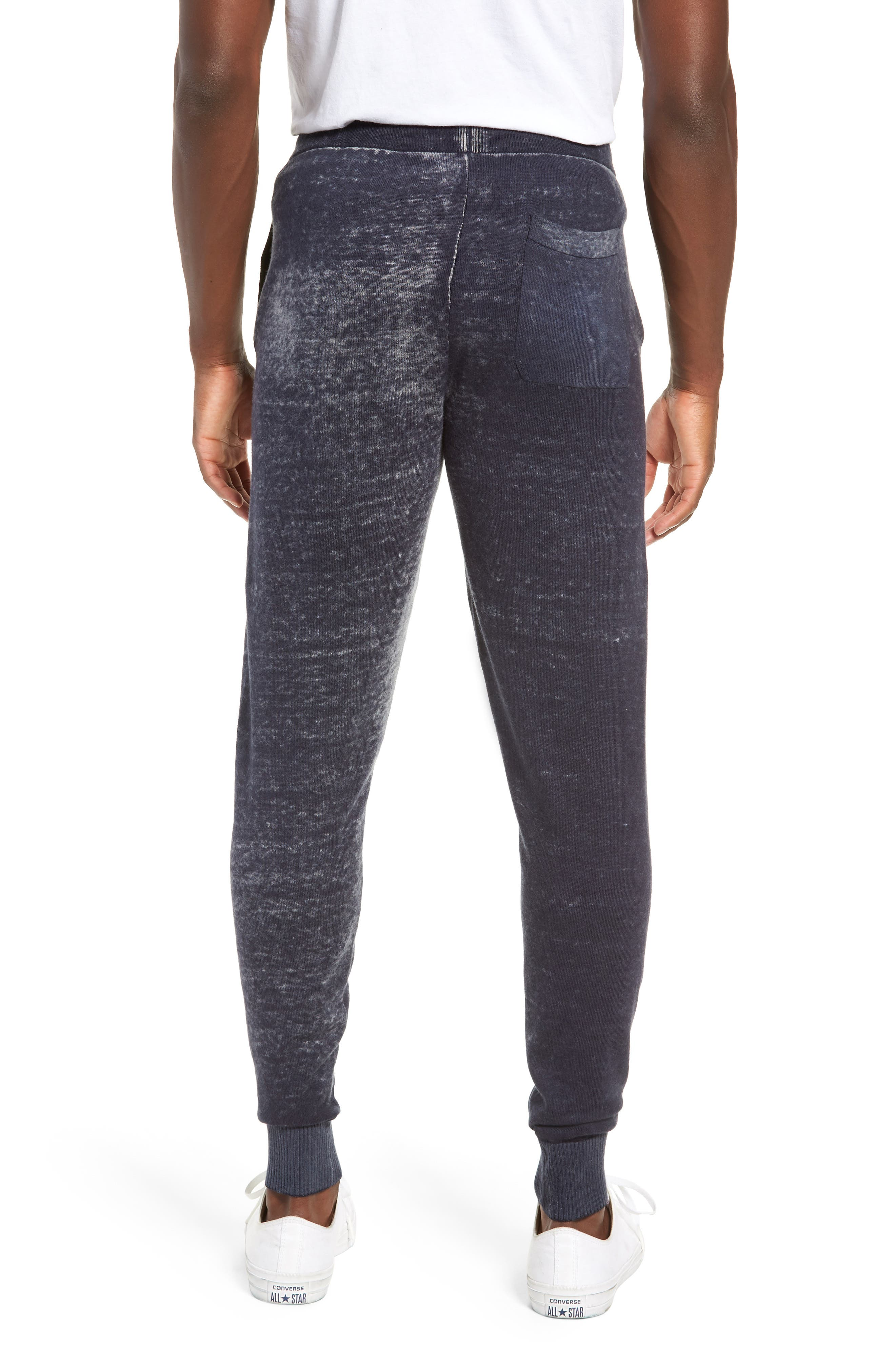Kruse Rev Print Cash Sweatpants,                             Alternate thumbnail 2, color,                             MOONLESS NIGHT
