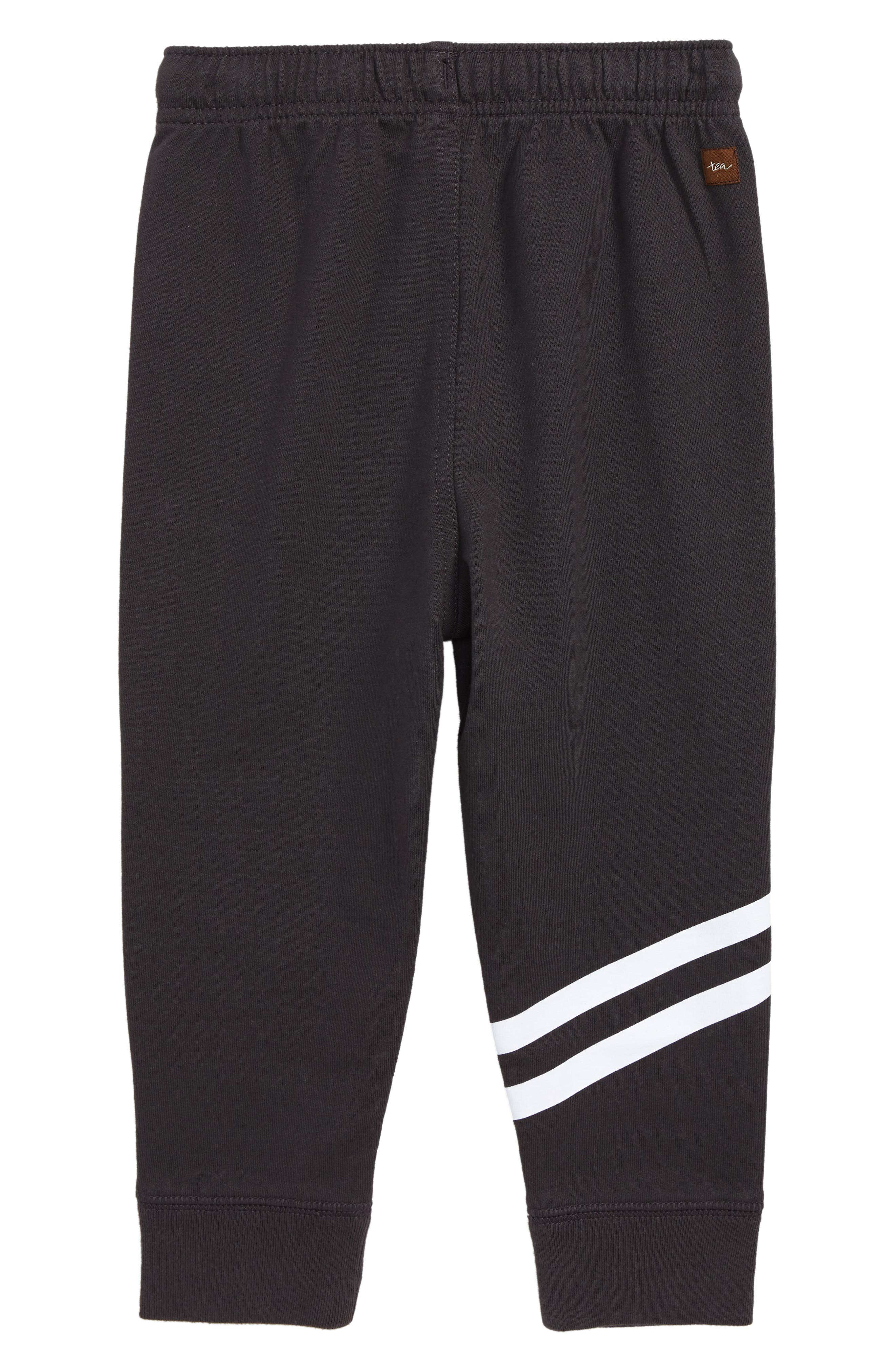 Sporty Stripe Jogger Pants,                             Alternate thumbnail 2, color,                             PHANTOM