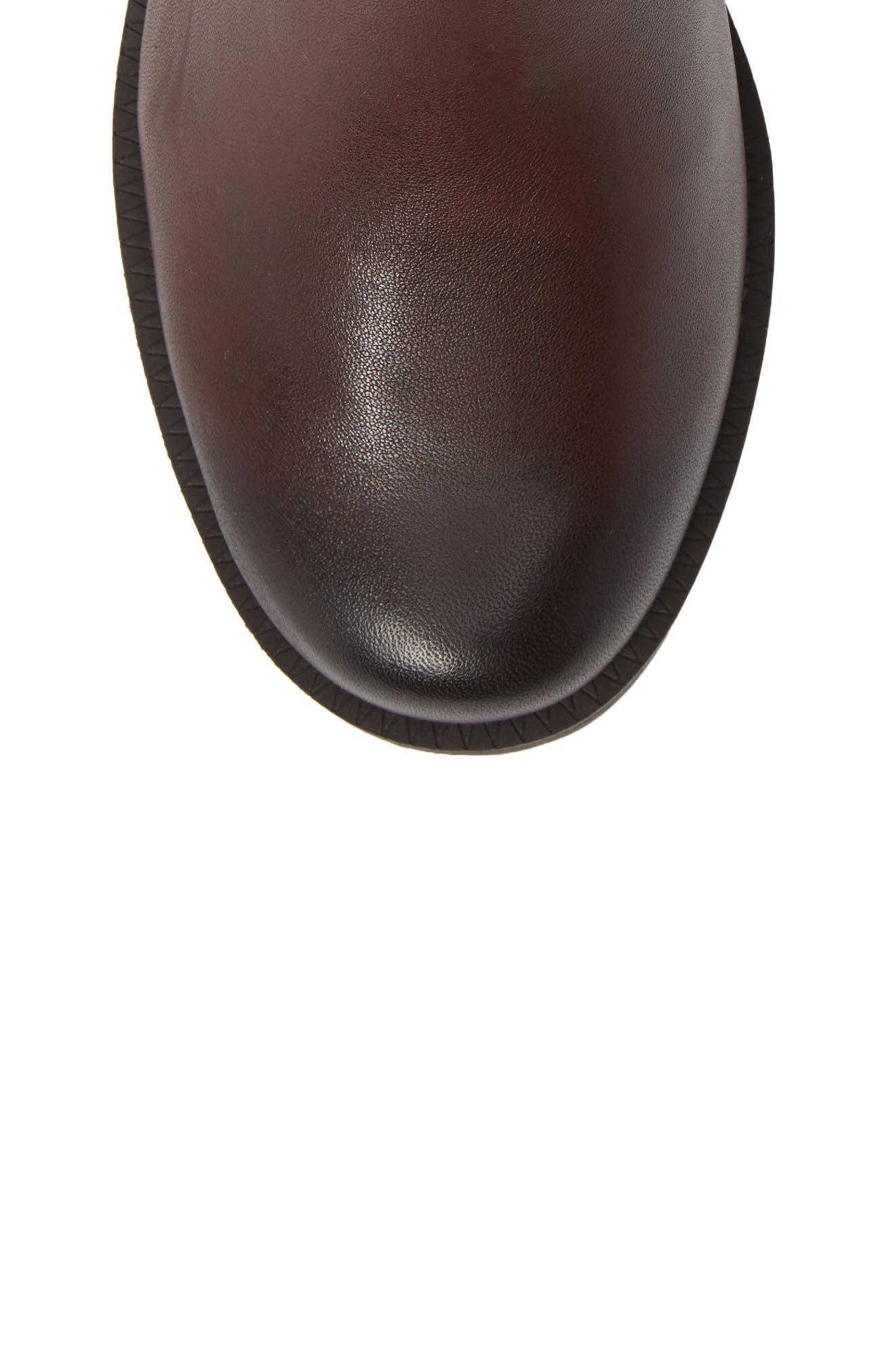 Marlow Boot,                             Alternate thumbnail 5, color,                             CHOCOLATE LEATHER