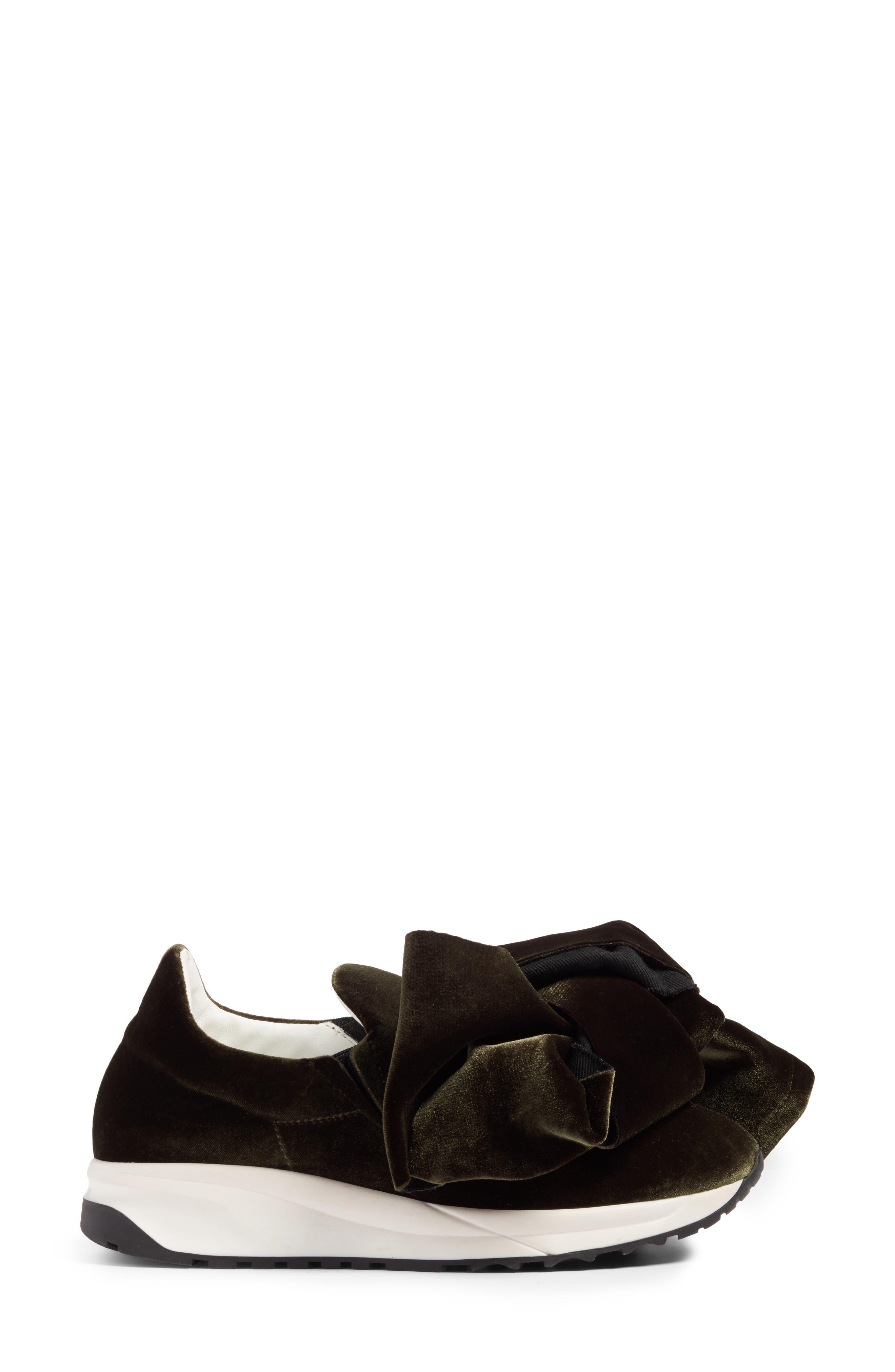 Knotted Slip-On Sneaker,                             Alternate thumbnail 3, color,                             300