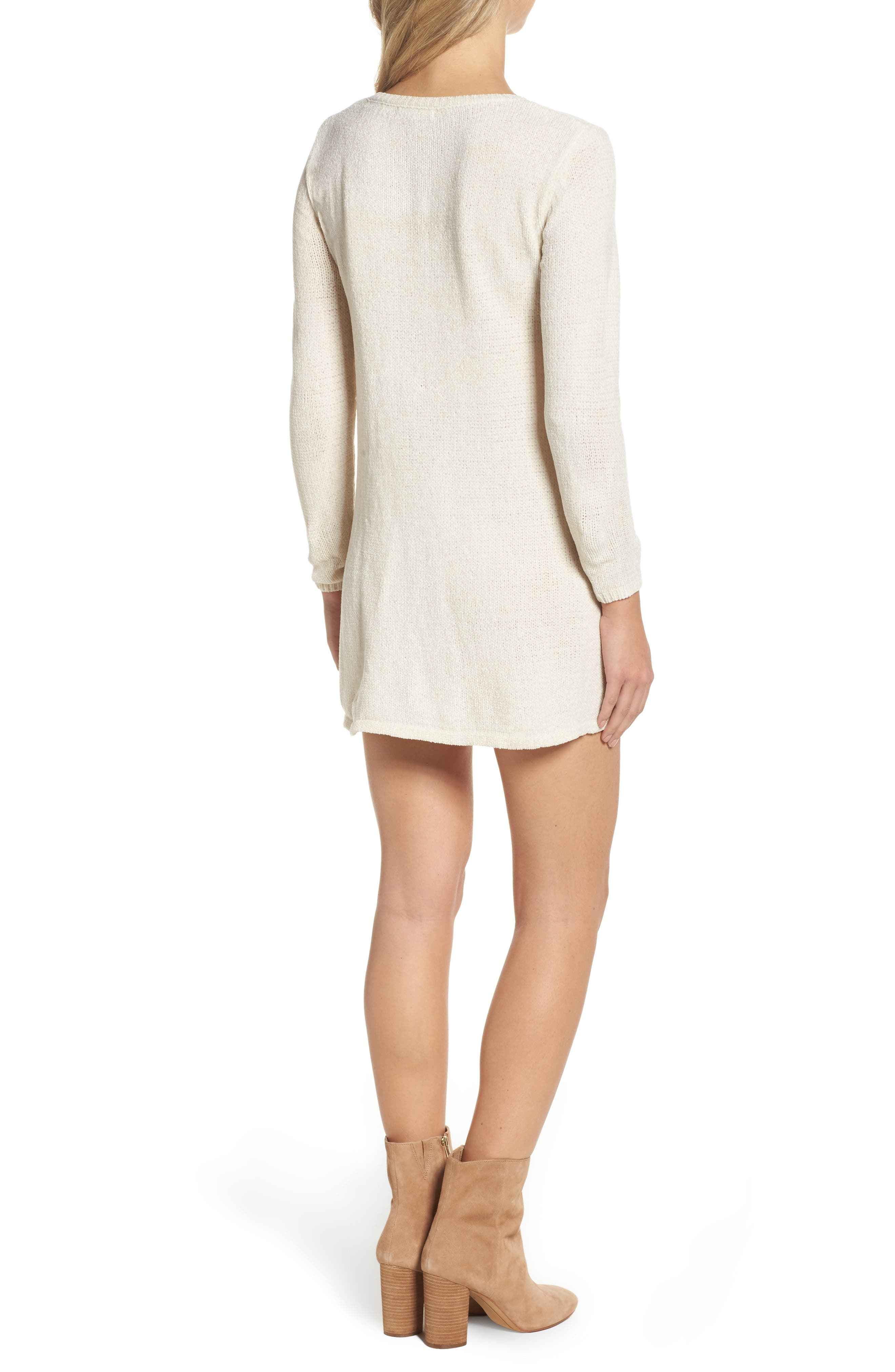 Beverly Sweater Dress,                             Alternate thumbnail 2, color,                             260