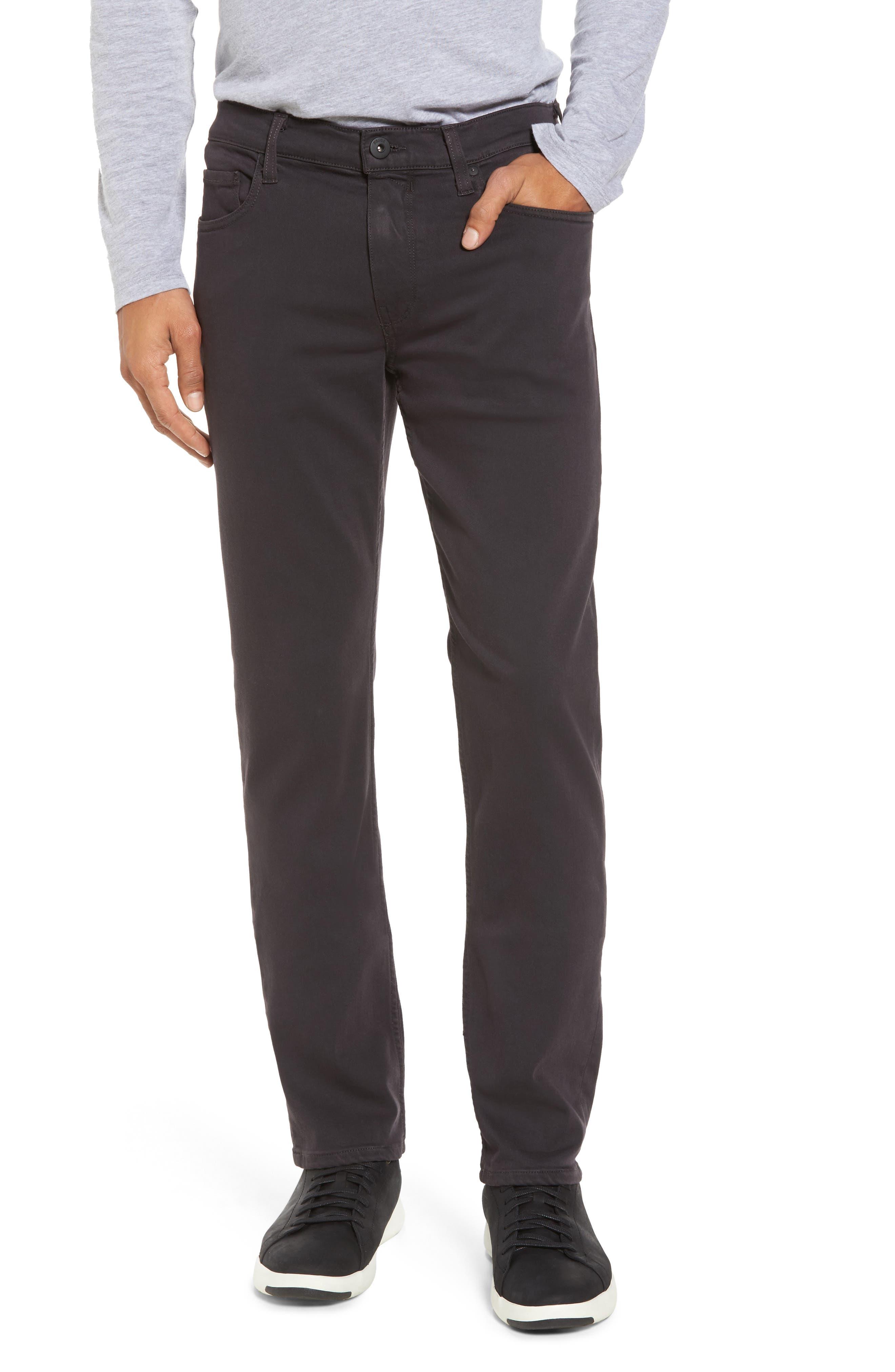 Transcend - Lennox Slim Fit Jeans,                         Main,                         color, 021