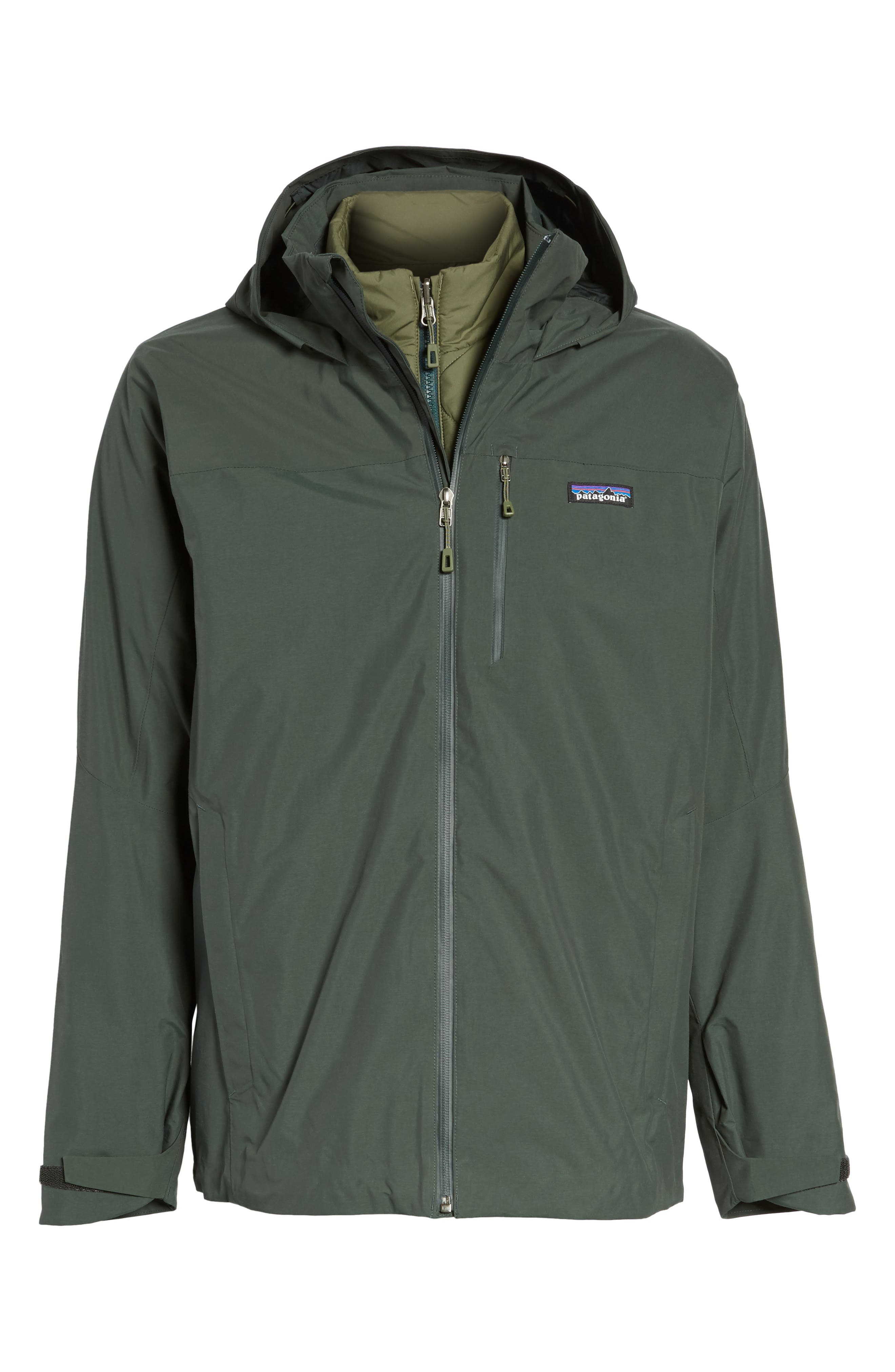Windsweep 3-in-1 Jacket,                             Alternate thumbnail 5, color,                             002