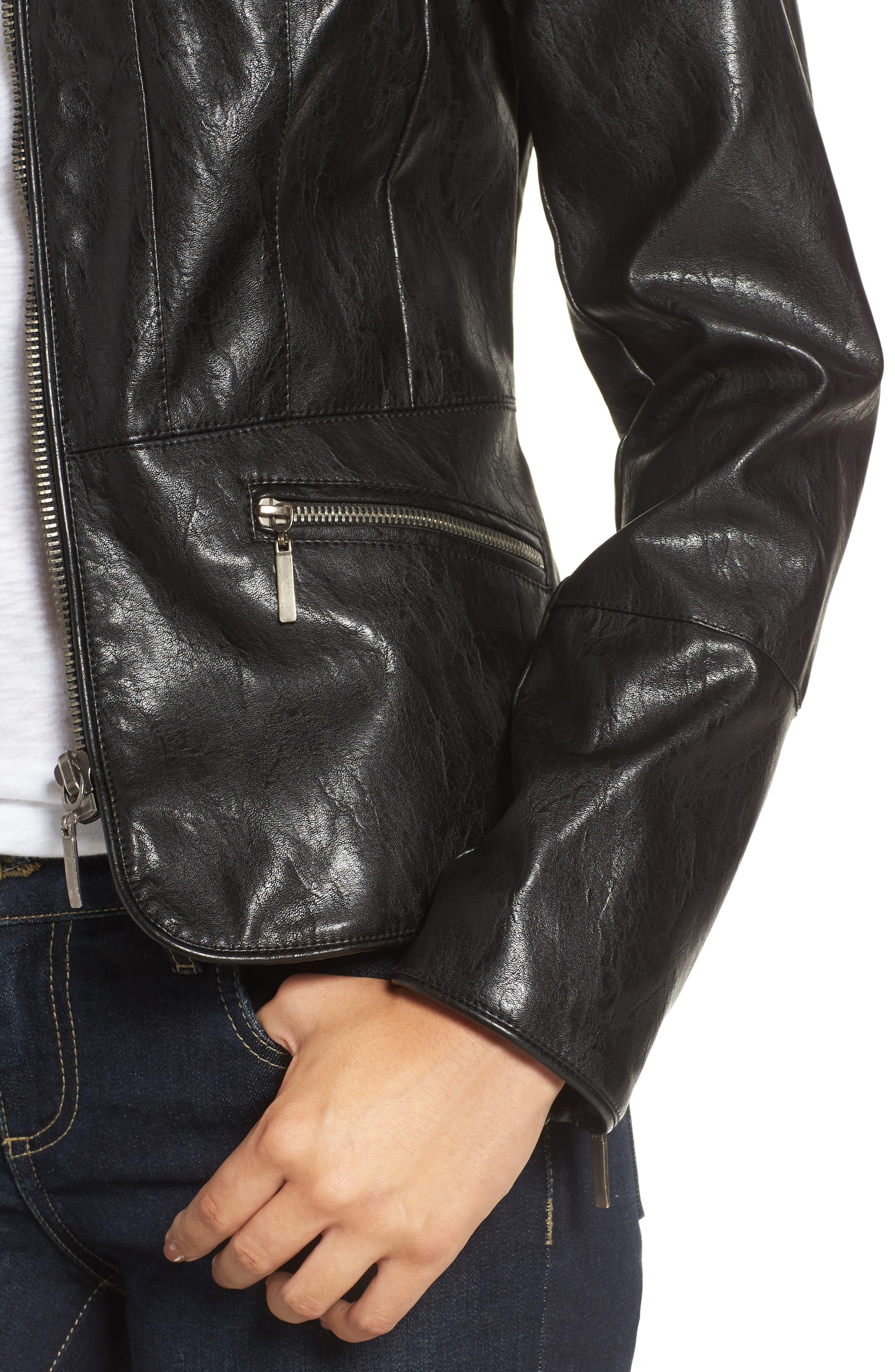 Brandy Motocross Jacket,                             Alternate thumbnail 4, color,                             002