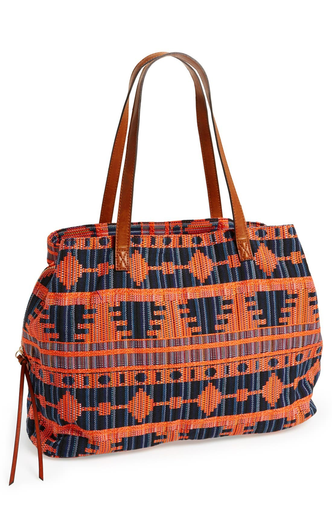 'Oversize Millie' Tote,                             Main thumbnail 12, color,