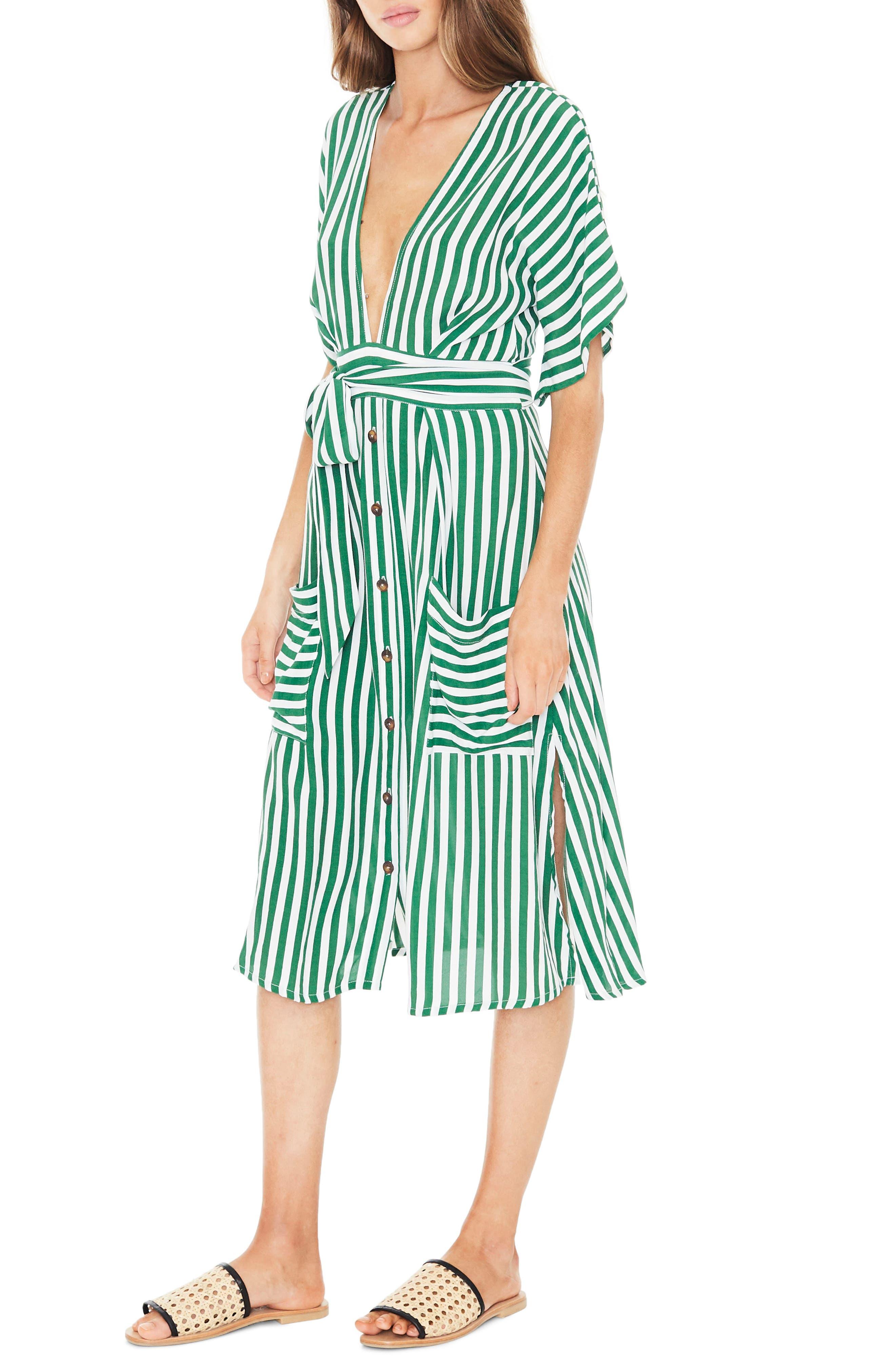Milan Midi Dress,                             Alternate thumbnail 3, color,                             300