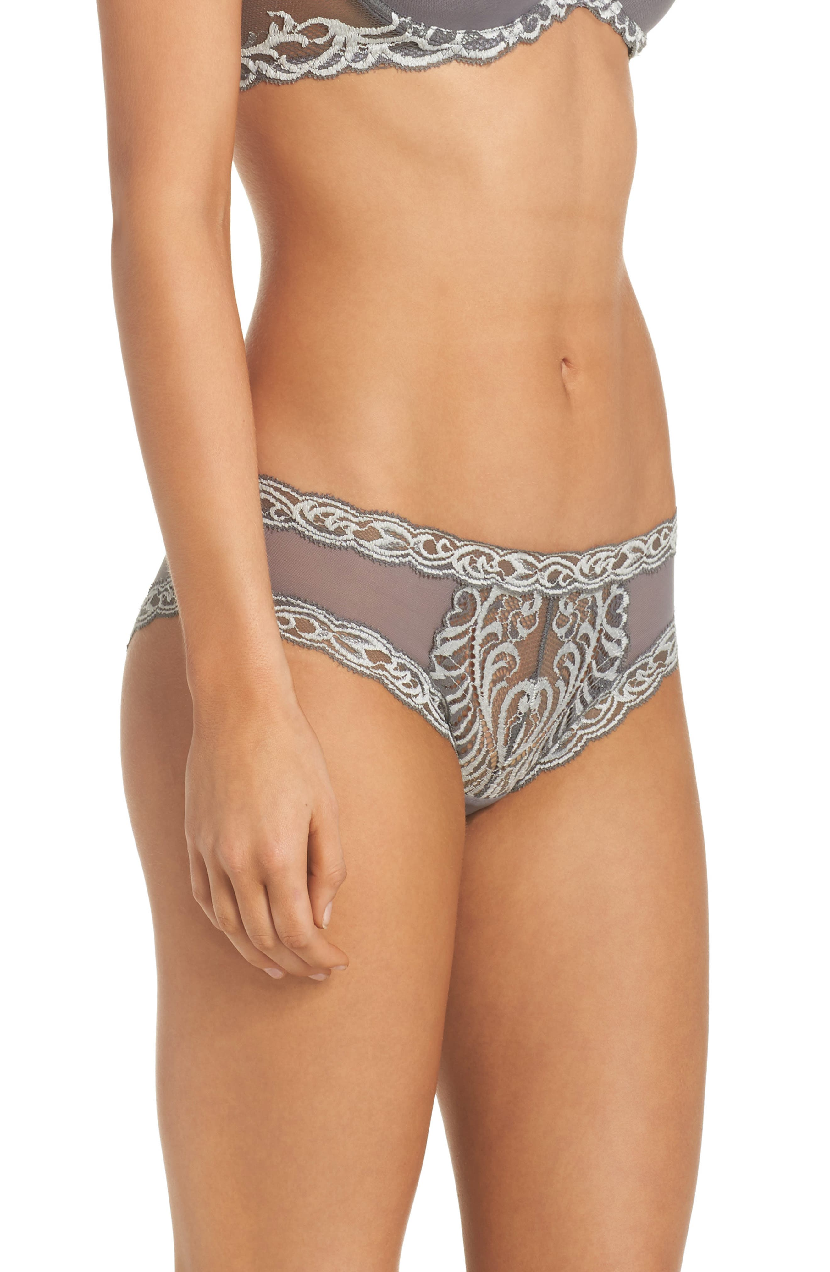 Feathers Hipster Briefs,                             Alternate thumbnail 273, color,
