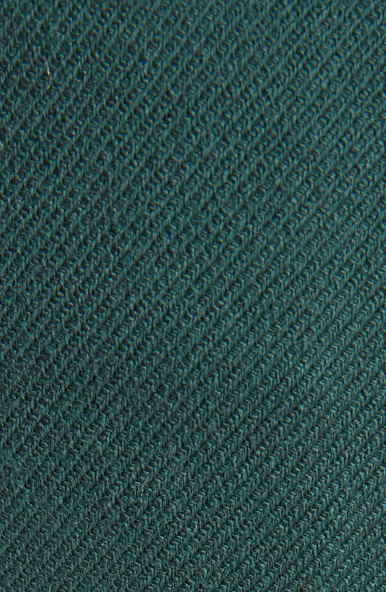 Stretch Wool Straight Leg Pants,                             Alternate thumbnail 5, color,