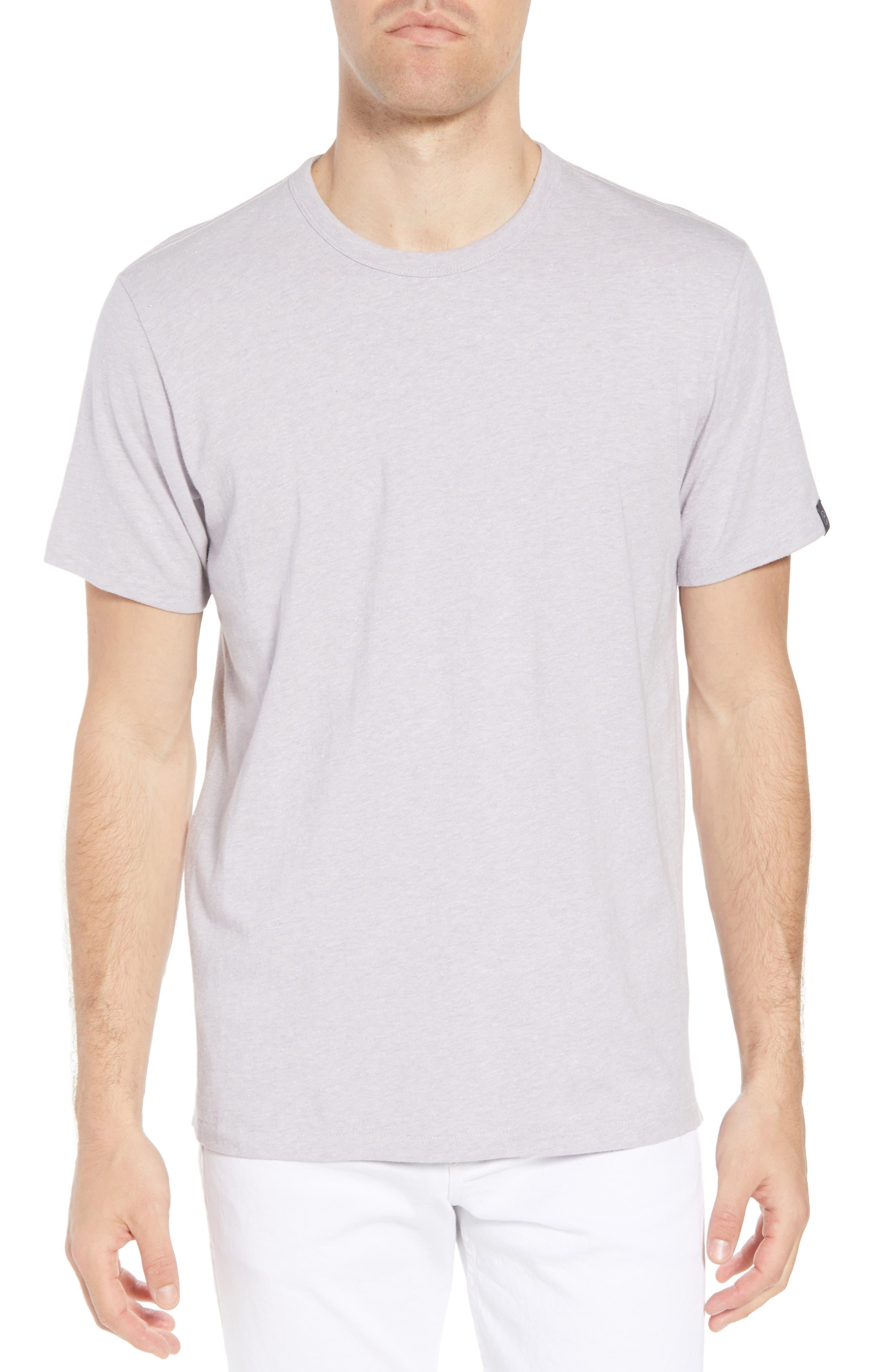 James Crewneck T-Shirt,                             Main thumbnail 1, color,                             525