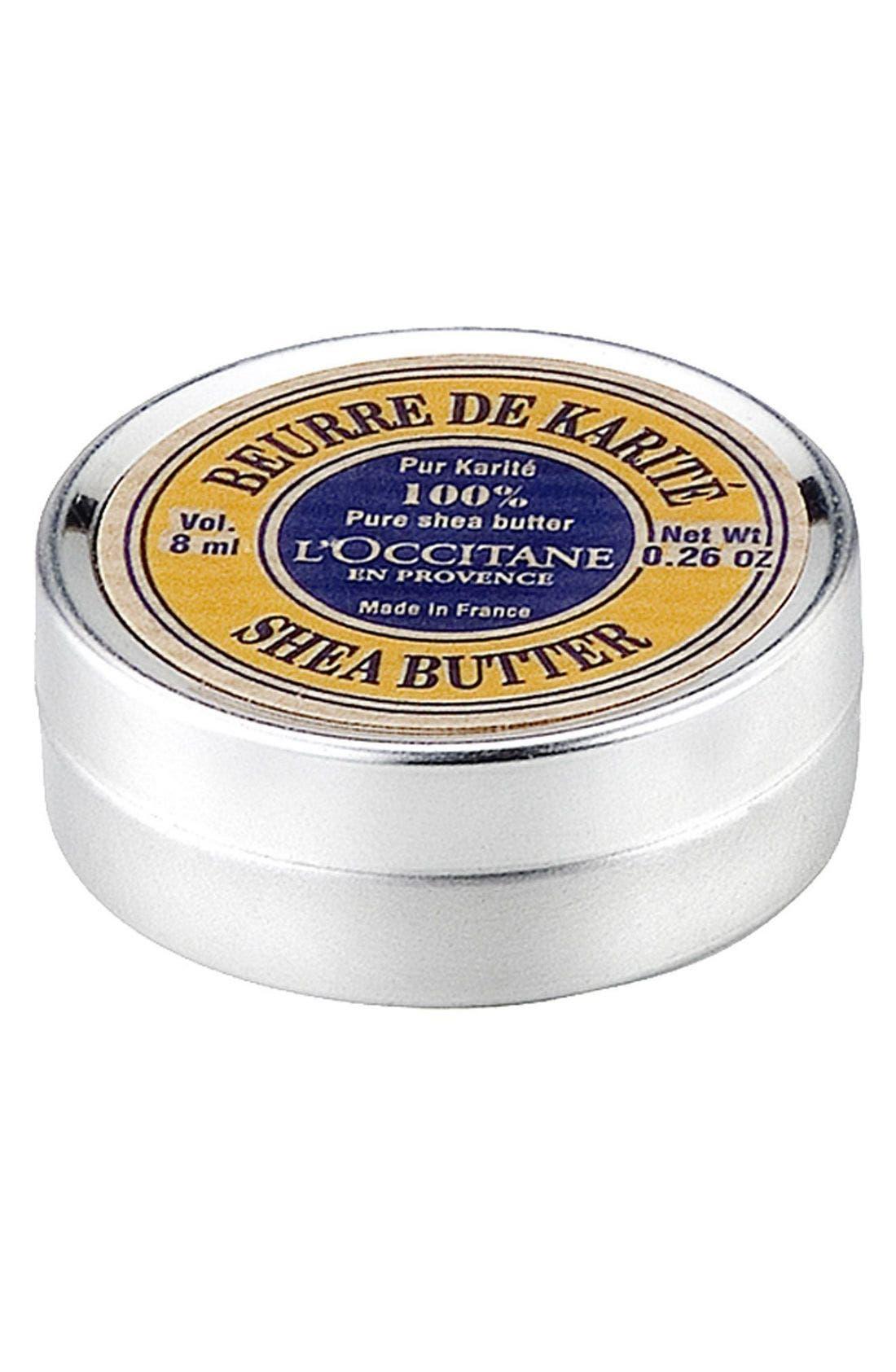 Mini Pure Shea Butter,                             Alternate thumbnail 6, color,                             NONE