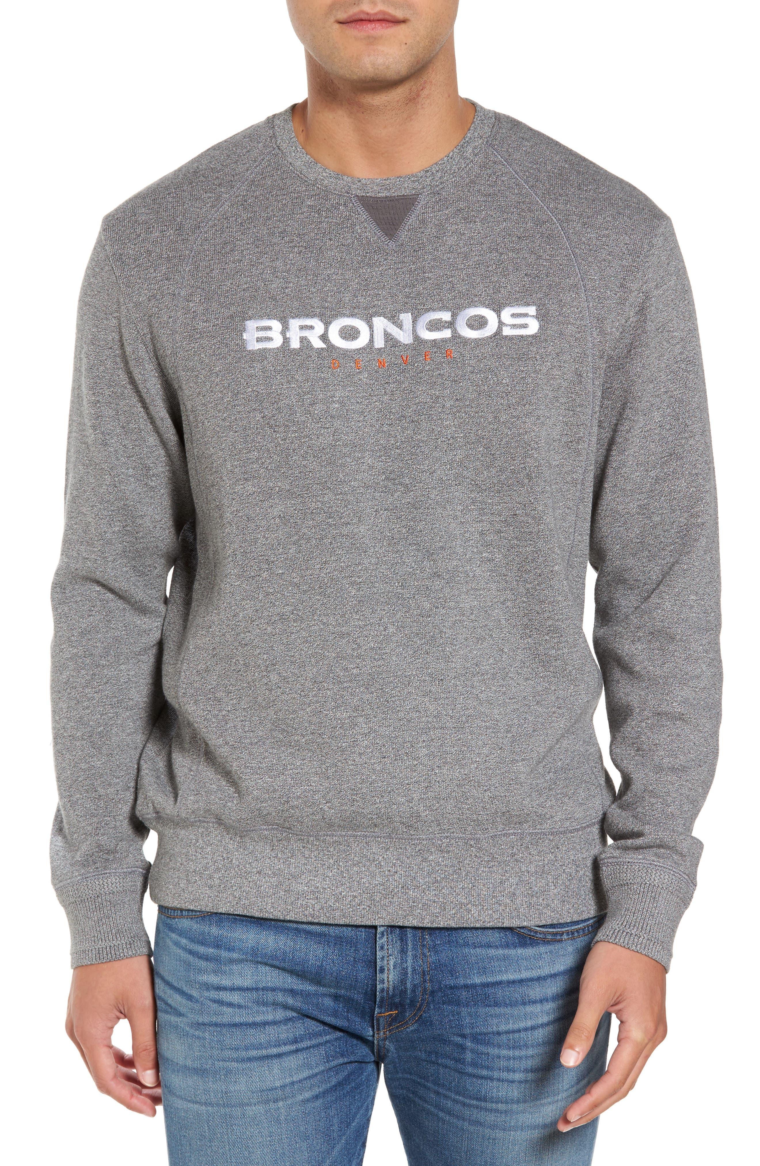 NFL Stitch of Liberty Embroidered Crewneck Sweatshirt,                             Main thumbnail 6, color,