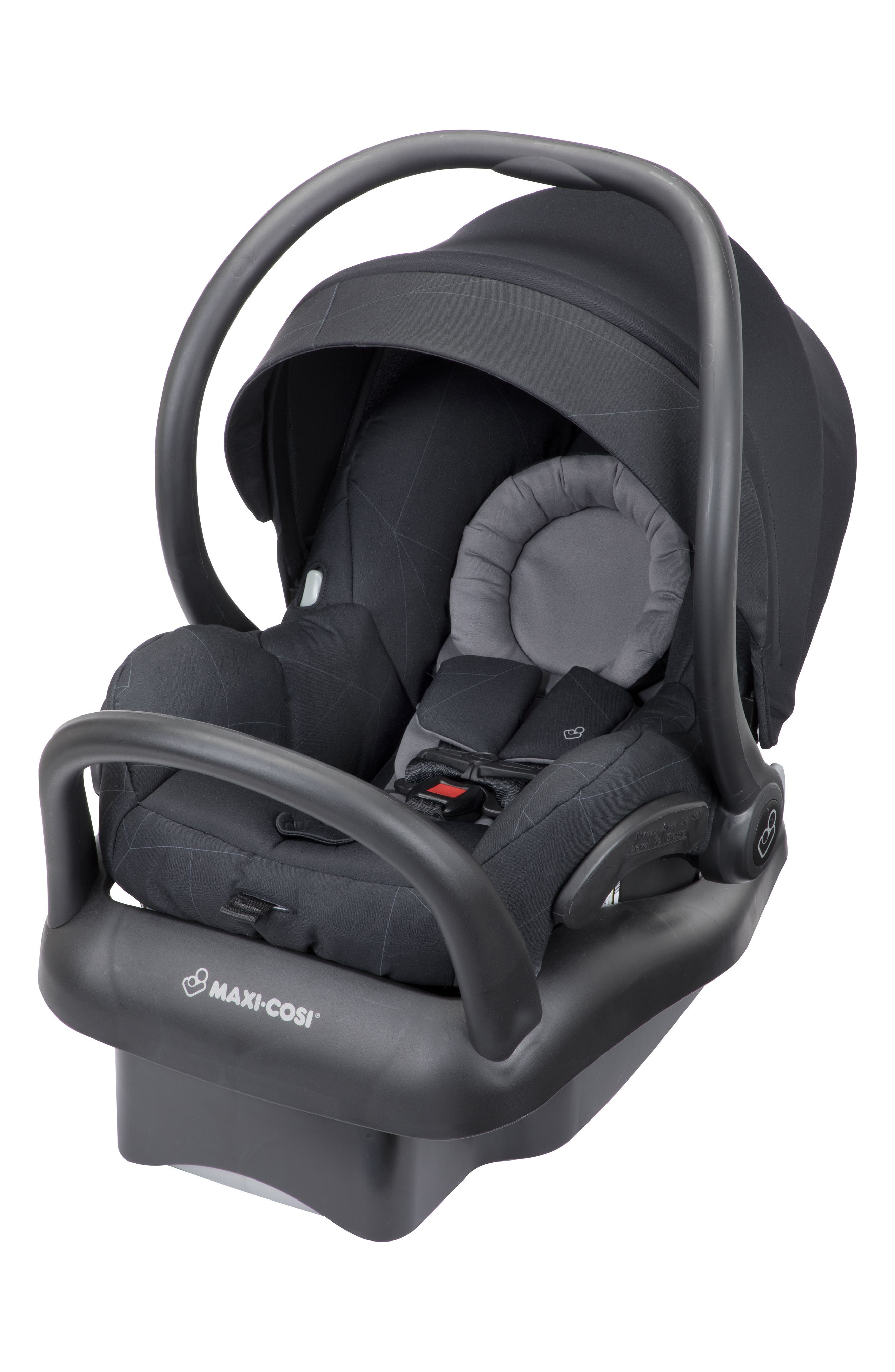 Mico Max 30 Infant Car Seat,                             Alternate thumbnail 2, color,                             DIAMOND LINES
