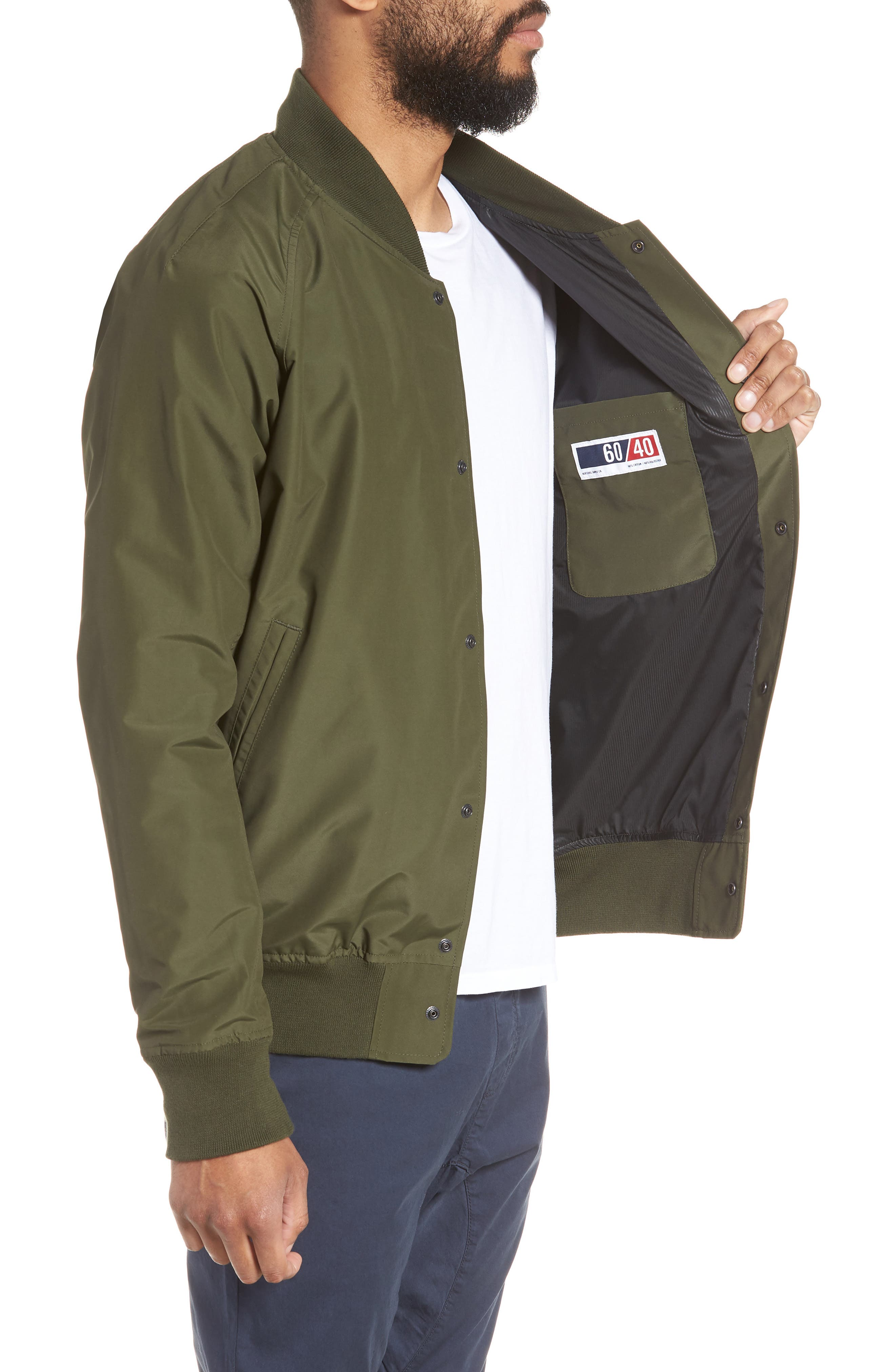 Varsity Jacket,                             Alternate thumbnail 10, color,