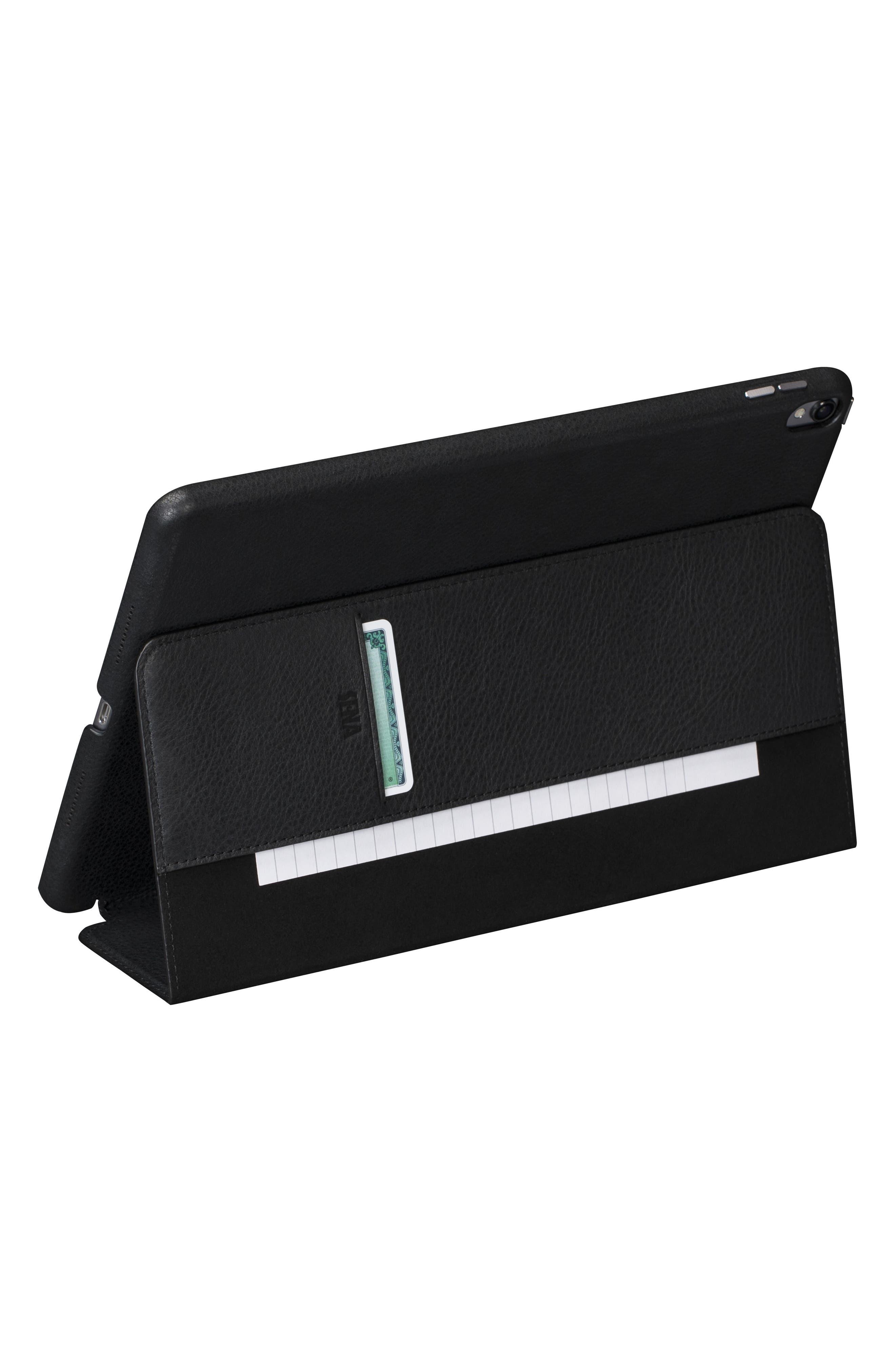 Futurefolio iPad Pro 10.5 Case,                             Alternate thumbnail 3, color,                             BLACK