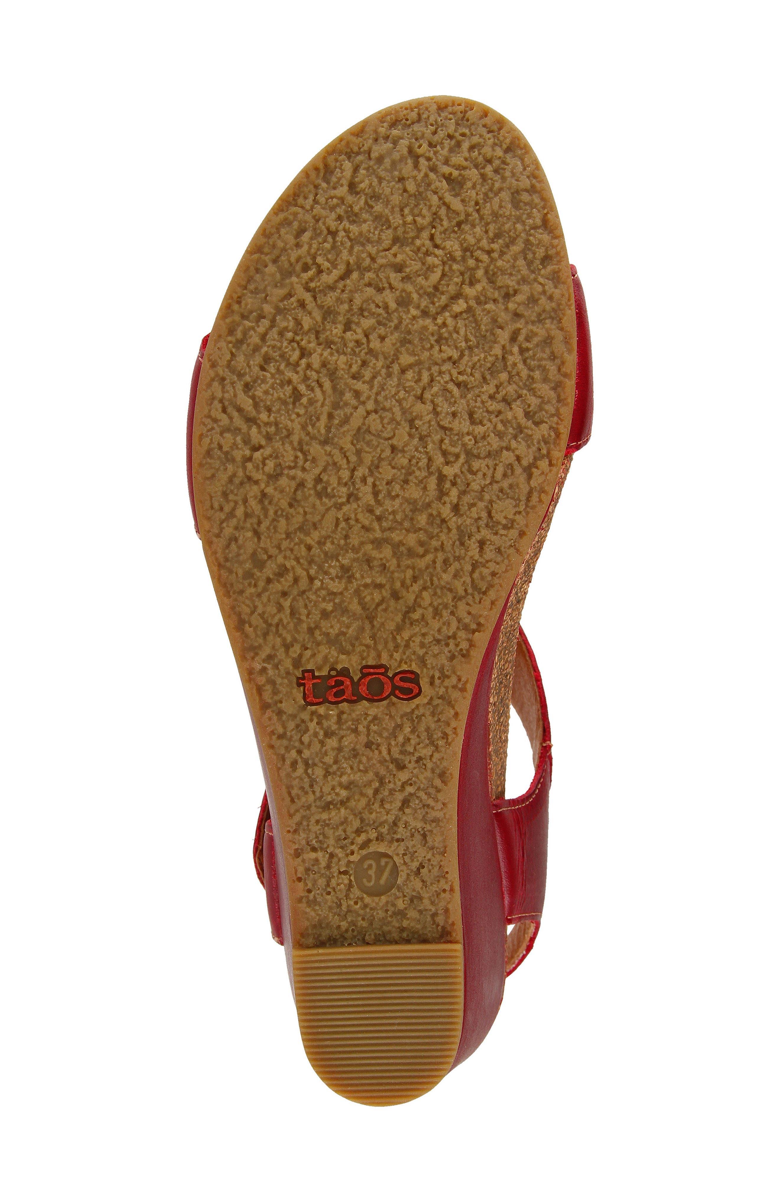 'Carousel 2' Wedge Sandal,                             Alternate thumbnail 60, color,