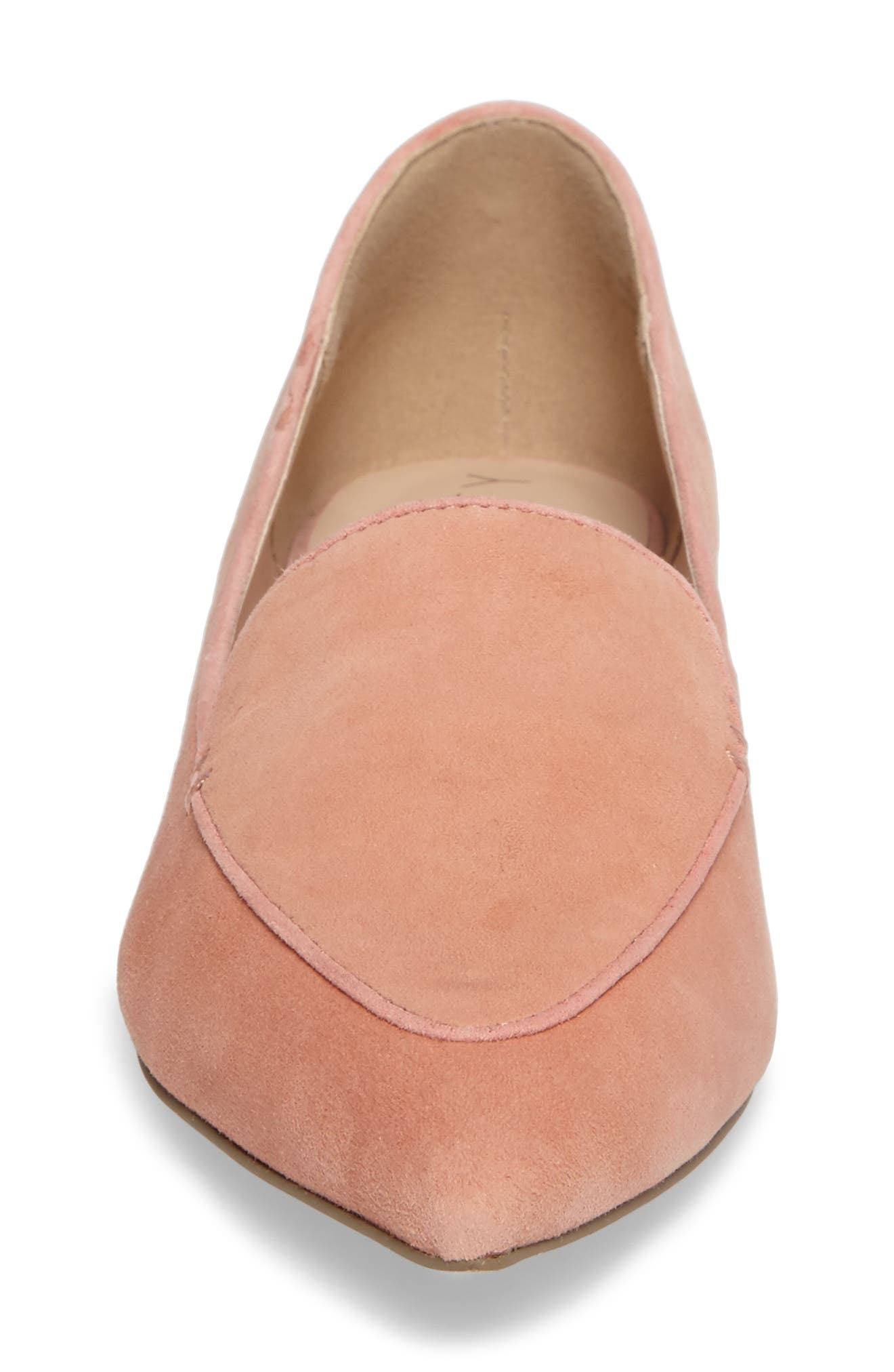 'Cammila' Pointy Toe Loafer,                             Alternate thumbnail 44, color,